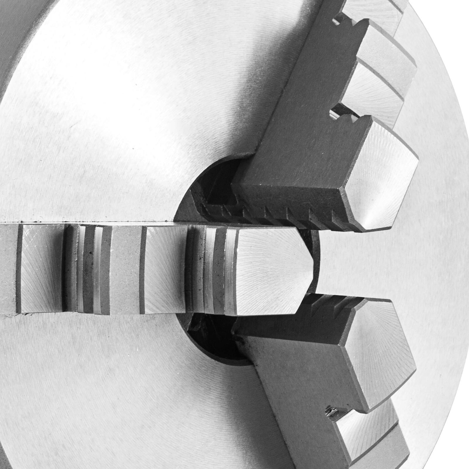 K11-130 130mm 3 Jaw Self Centering Lathe Chuck Semi-steel 5 Inch Internal Jaw