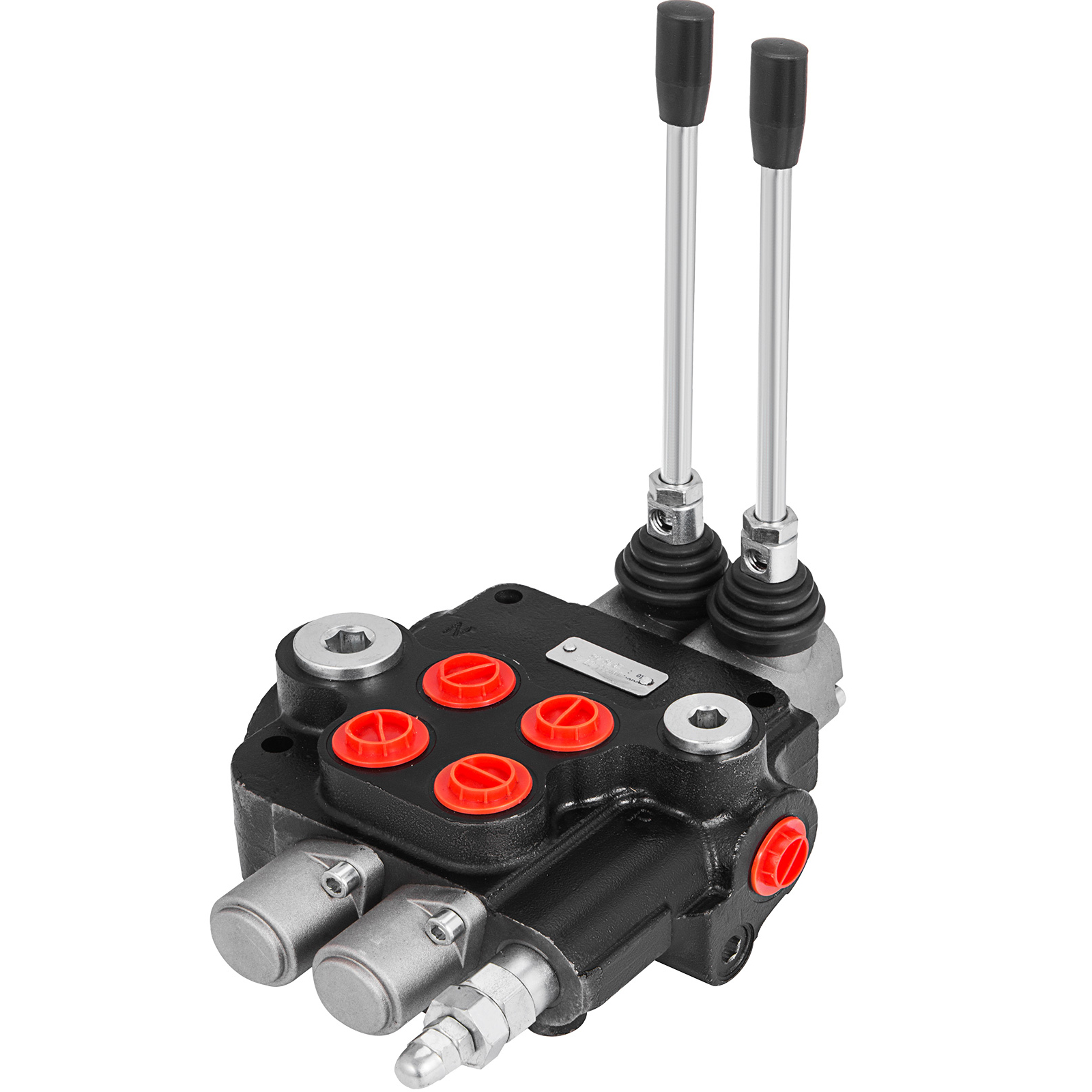 2-Spool-Hydraulic-Control-Valve-21GPM-Double-Acting-Monoblock-Log-Small-Tractors thumbnail 10