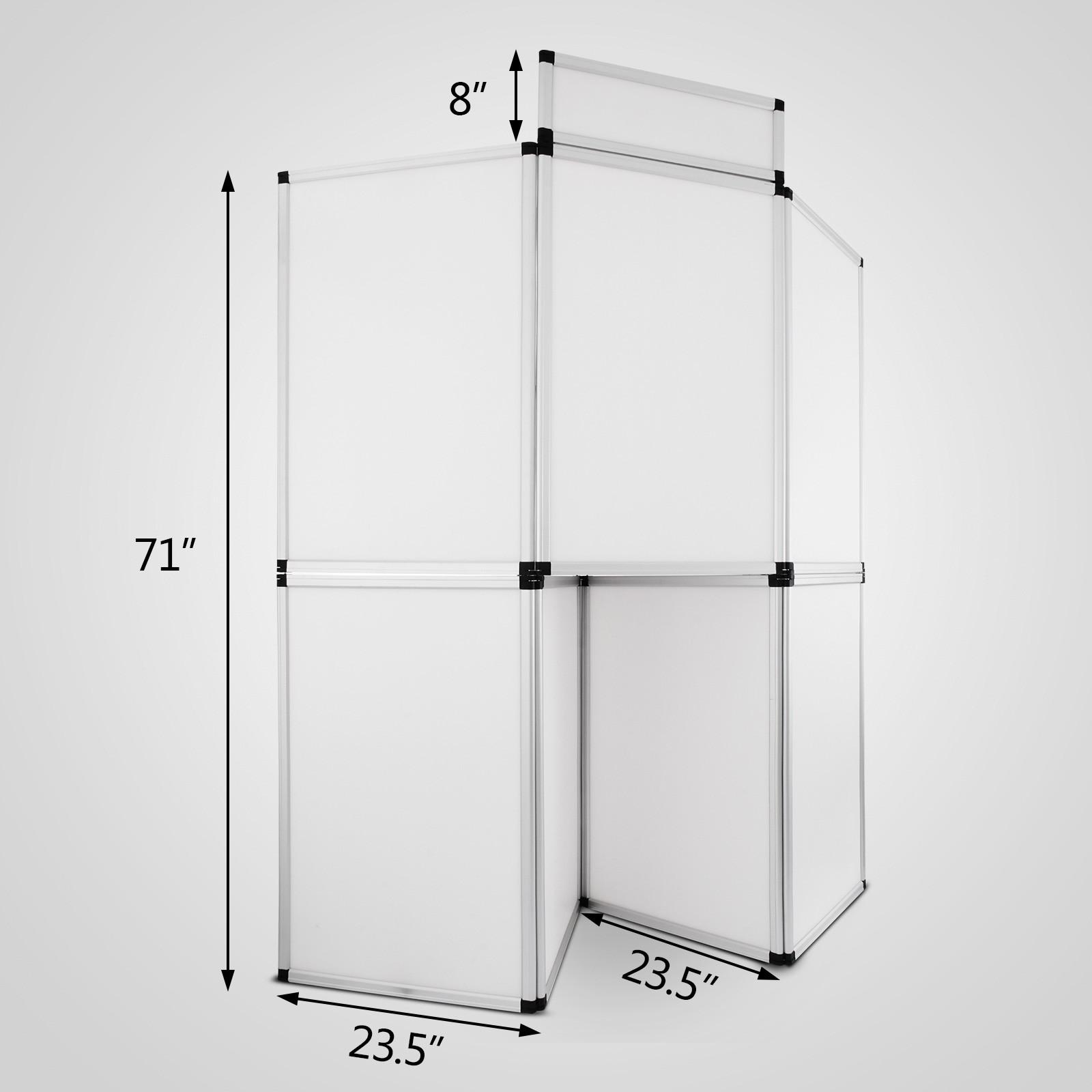 Portable Exhibition Board : Panel exhibition folding banner display board trade show
