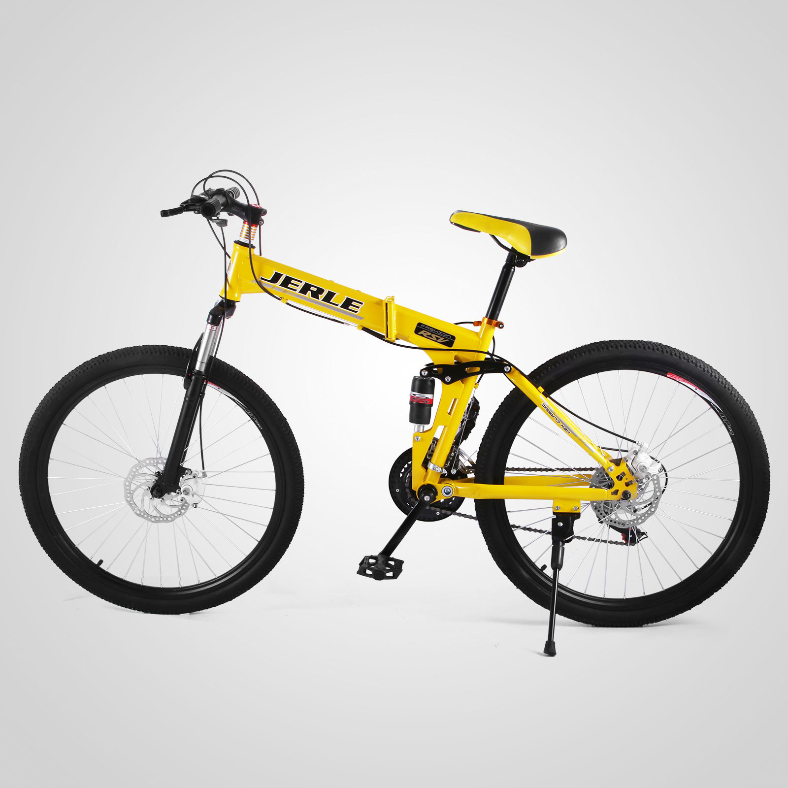 26 zoll klapprad mountainbike mtb fahrrad 6 7 21 gang female male bike folding ebay. Black Bedroom Furniture Sets. Home Design Ideas