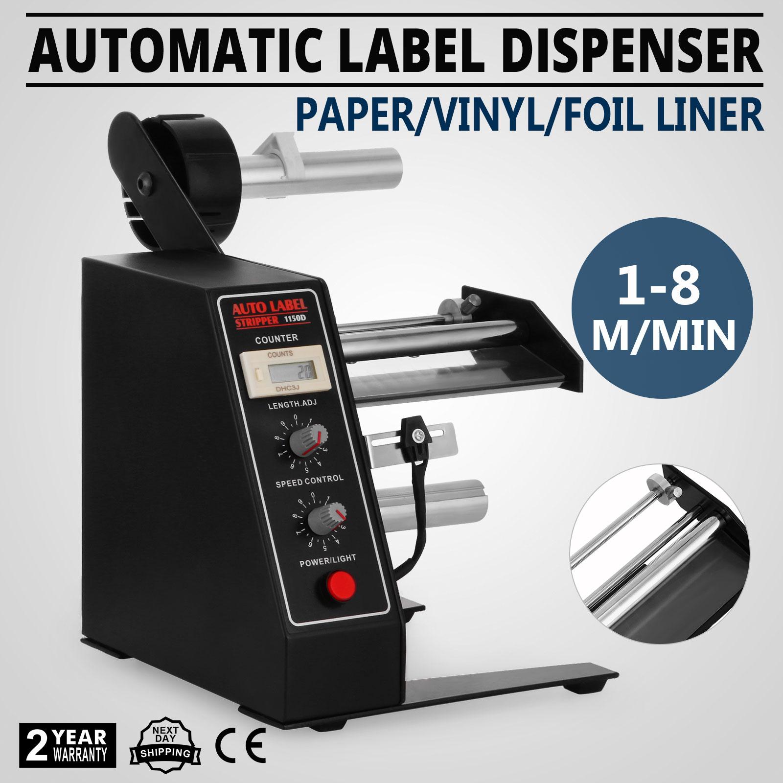 Automatic Label Dispenser ~ New auto label dispenser device automatic stripper
