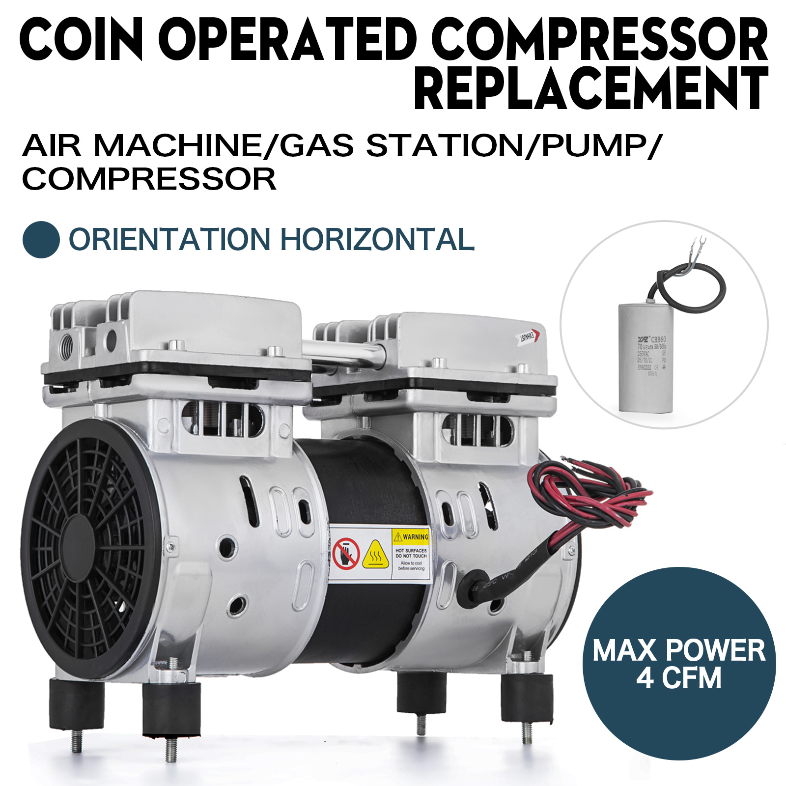 gas station air machine