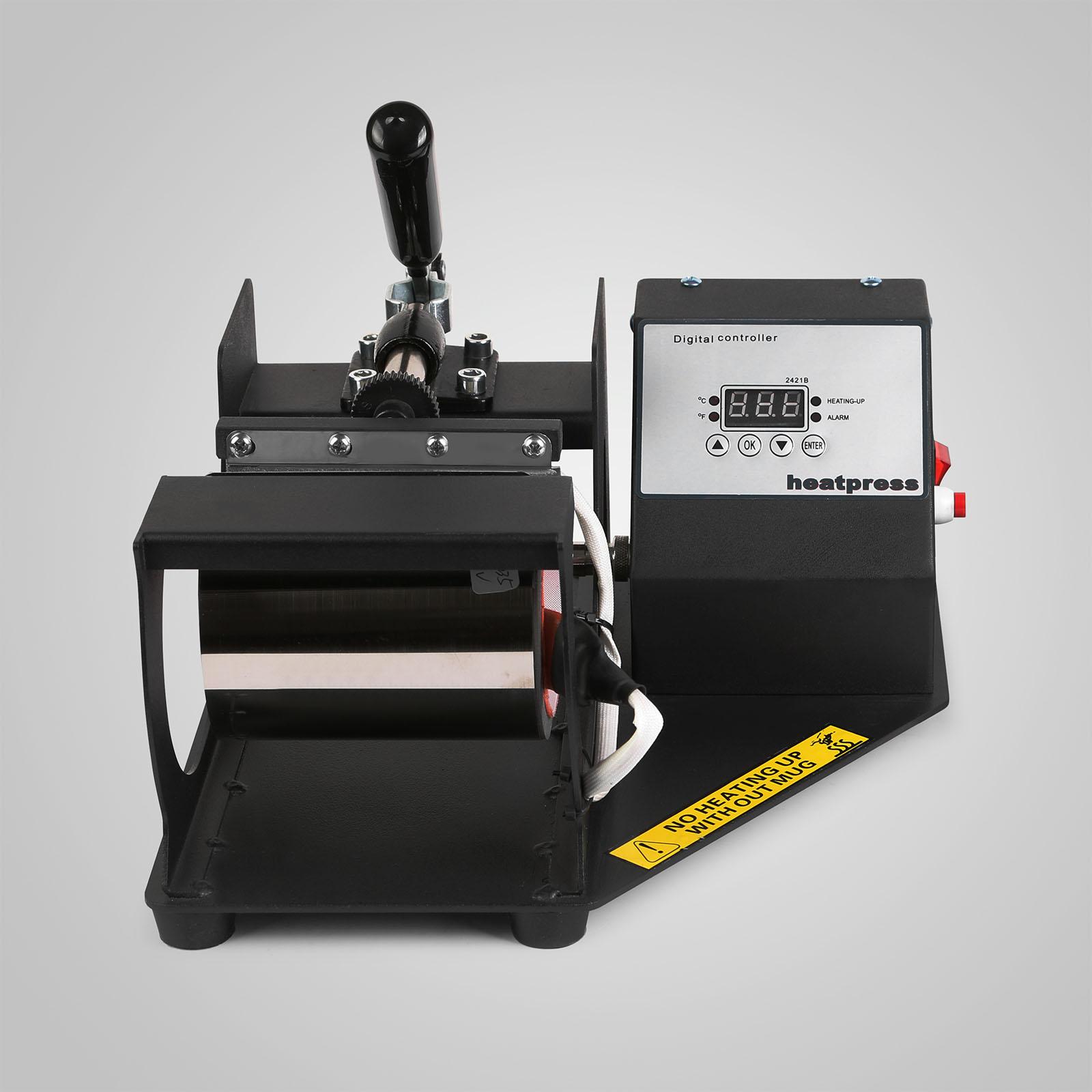 5en1 6en1 8en1 presse chaud transfert textile pressage imprim impression ebay. Black Bedroom Furniture Sets. Home Design Ideas