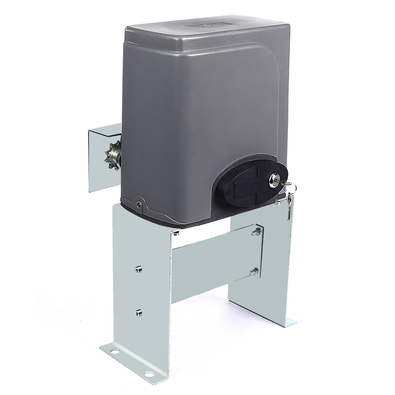 600kg Automatic Sliding Gate Opener Door Open Stop Motor