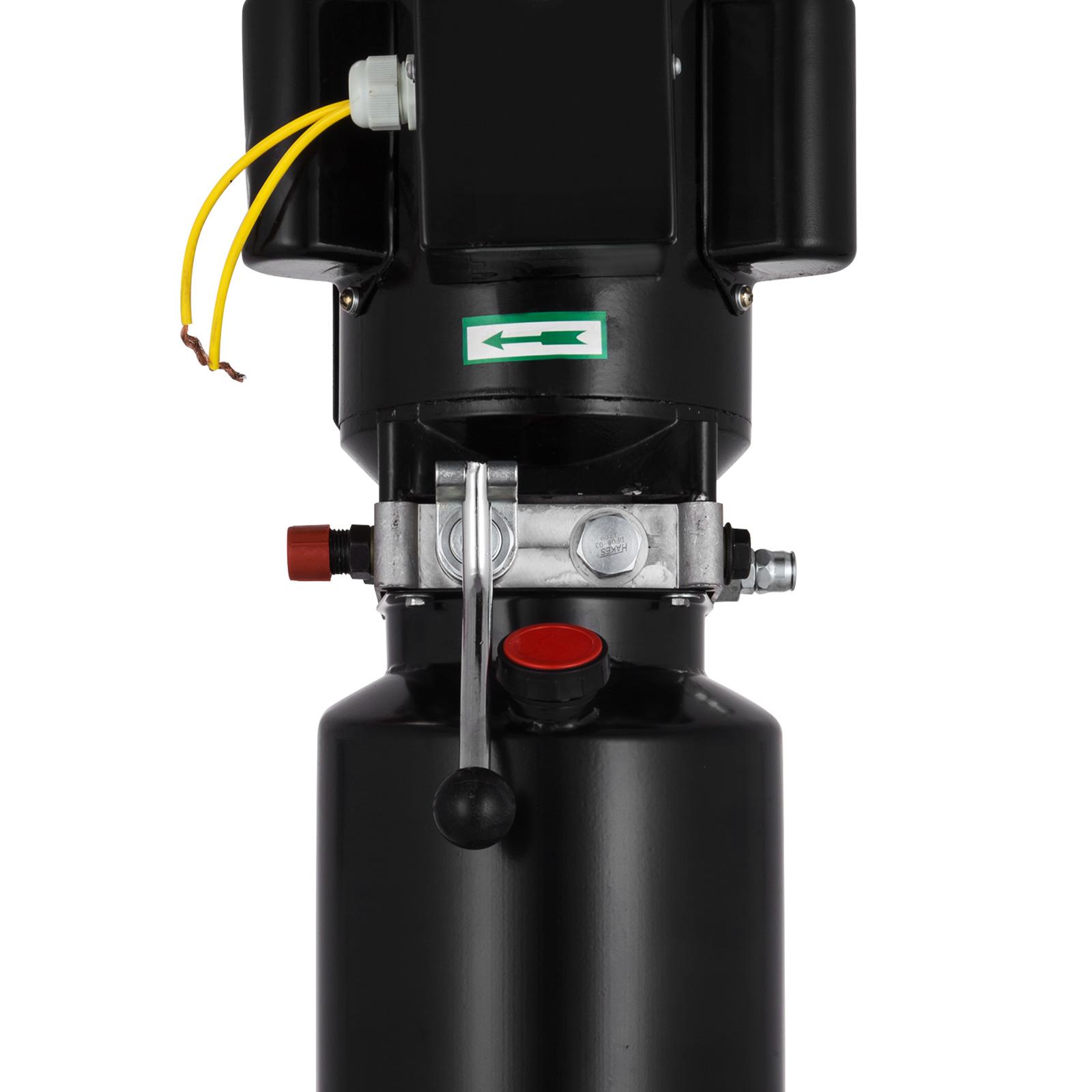 Hydraulic Auto Lift : Hydraulic car lift jack auto hoist v gates single