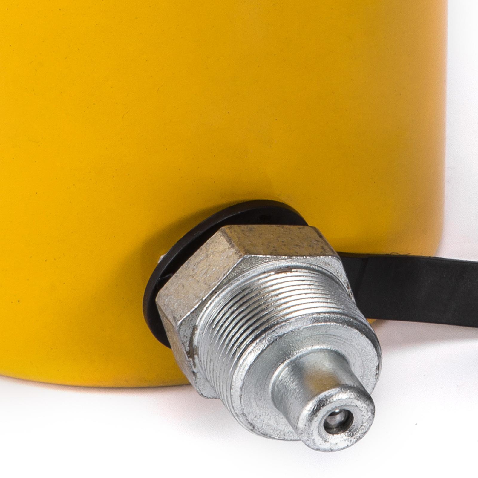 20T 50MM Hohlkolbenzylinder Hydraulikzylinder Jack Biegen Industrie 20T//44000LBS