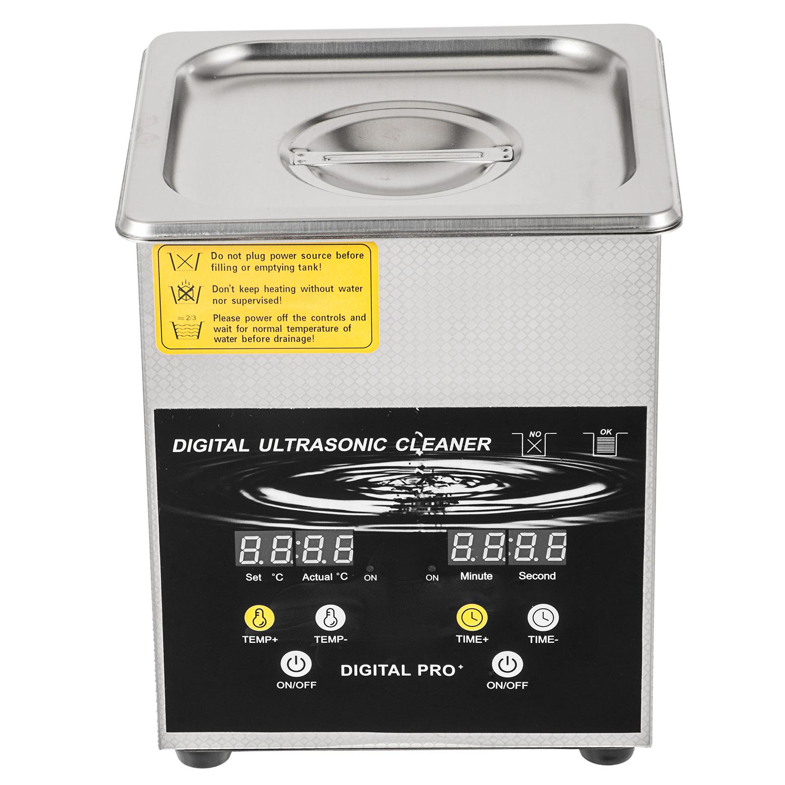 Ultrasonic Cleaner,600W,Heater