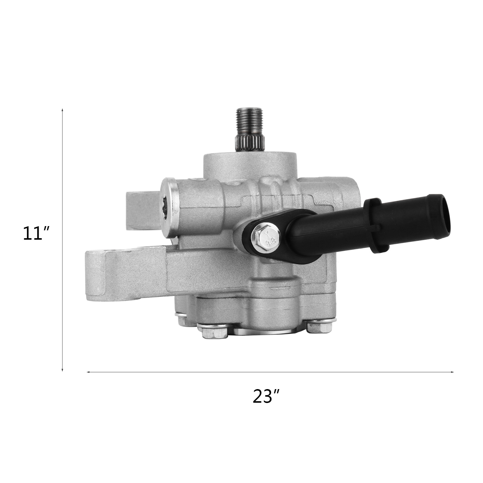 Acura Mdx Entertainment Package: Power Steering Pump For 2003-2013 Honda Odyssey Acura MDX