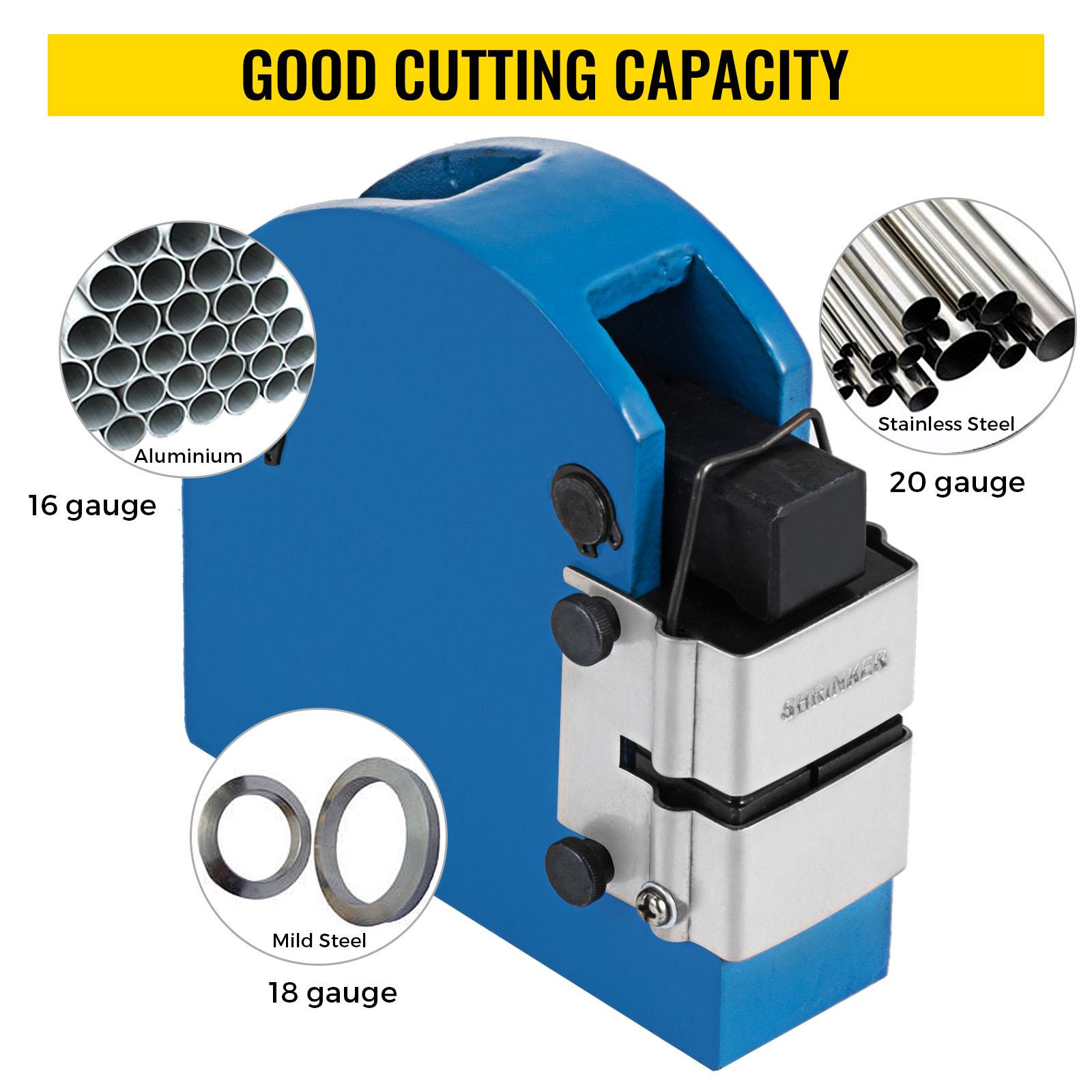 Sheet-Metal-Shrinker-Stretcher-16-18-20-Ga-Aluminum-Mild-Steel-Stainless-Steel thumbnail 3