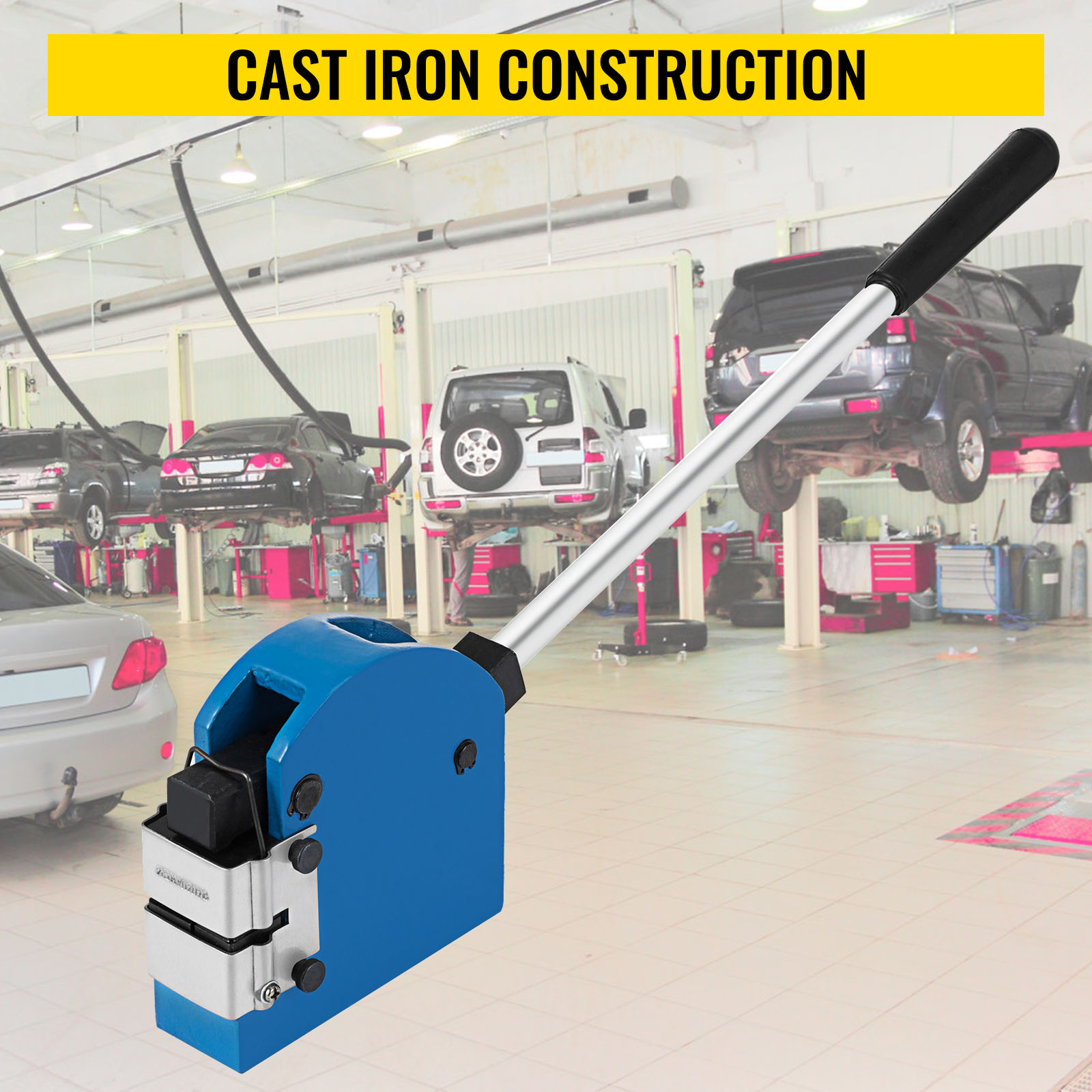 Sheet-Metal-Shrinker-Stretcher-16-18-20-Ga-Aluminum-Mild-Steel-Stainless-Steel thumbnail 4
