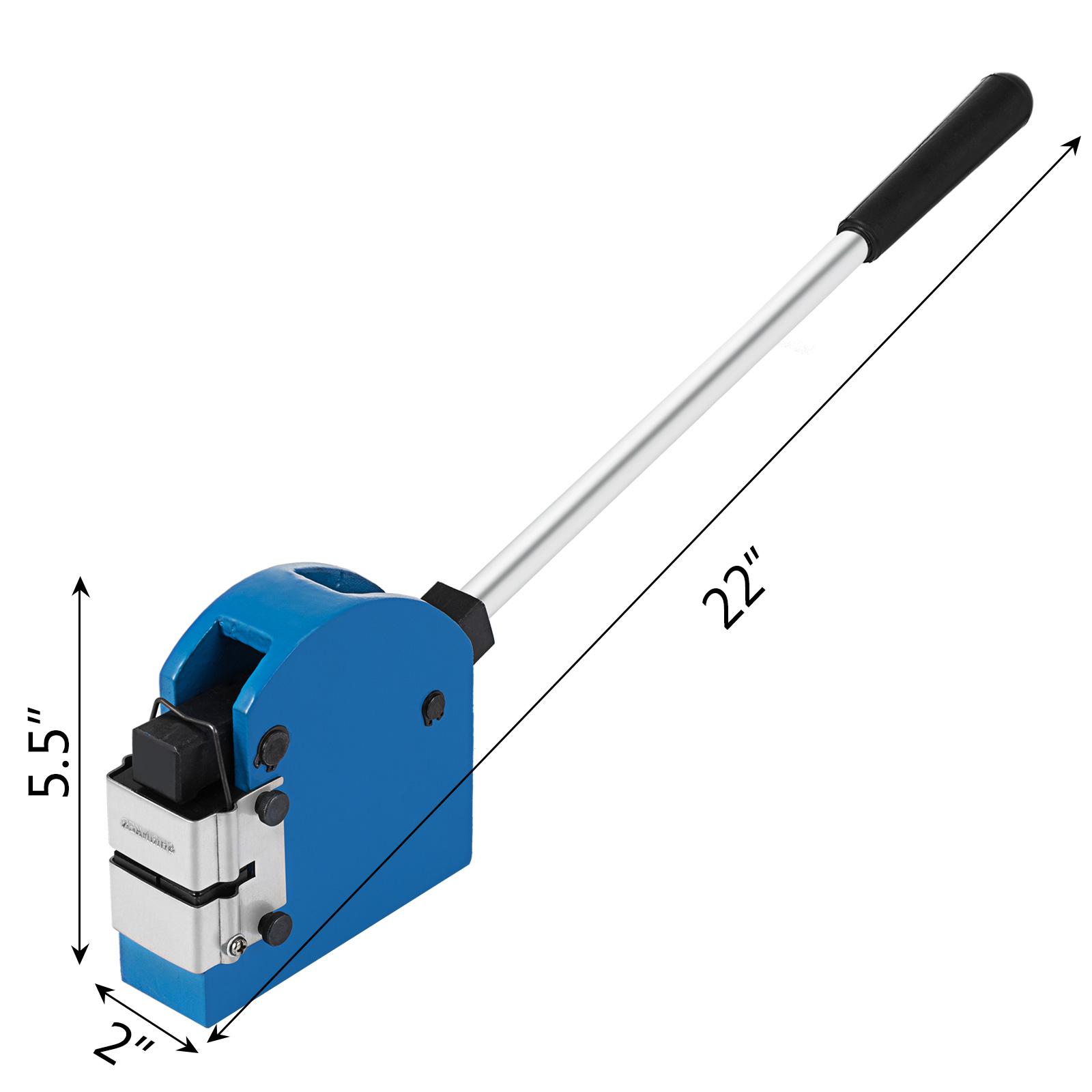 Sheet-Metal-Shrinker-Stretcher-16-18-20-Ga-Aluminum-Mild-Steel-Stainless-Steel thumbnail 8