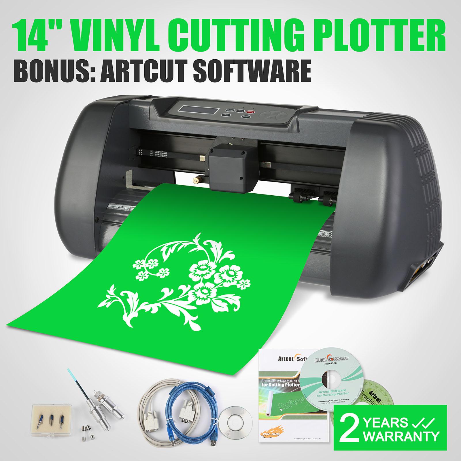 vinyl contour cutting machine