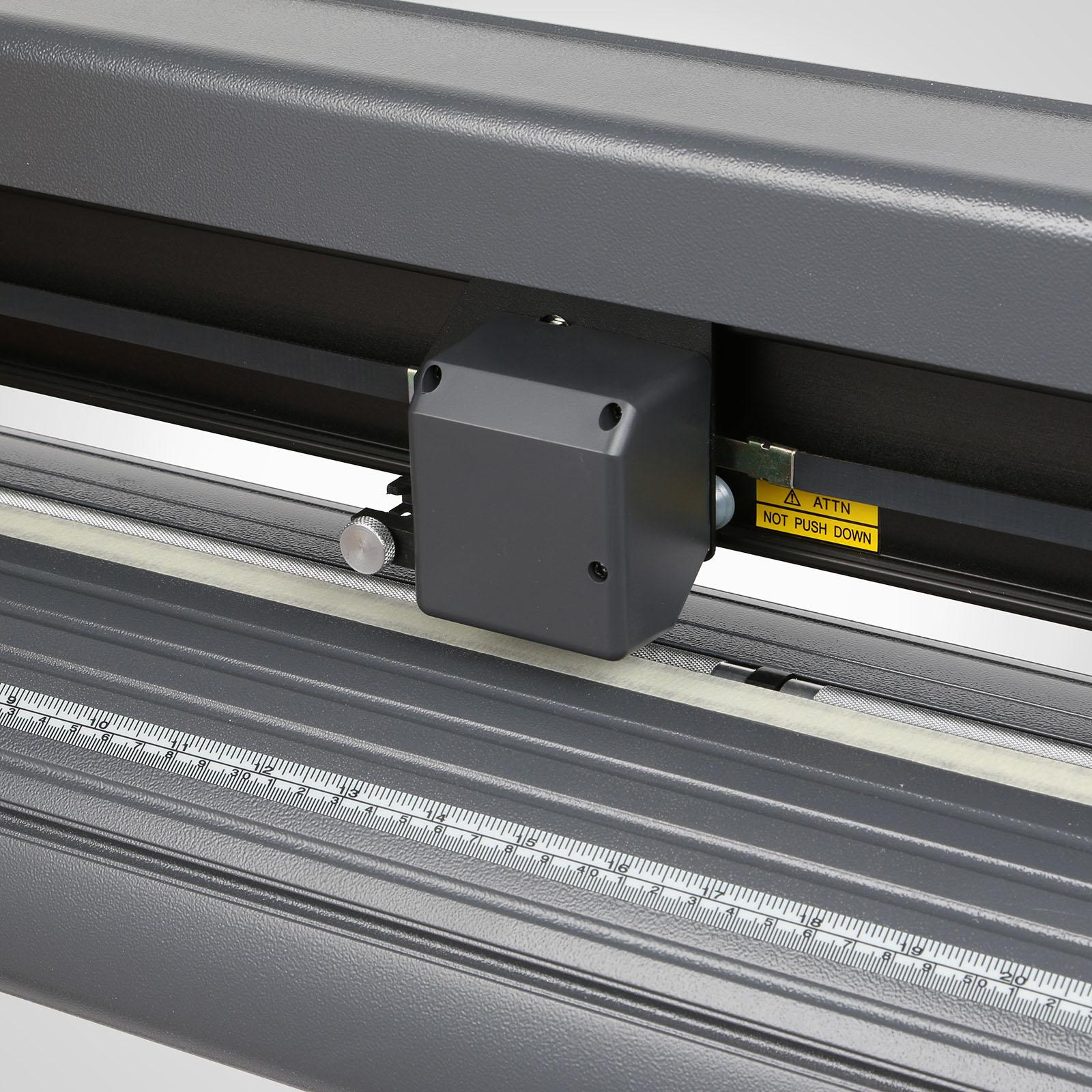 VINYL CUTTER SIGN CUTTING PLOTTER WSTAND DESIGNCUT PRINTER - Vinyl sign cutters