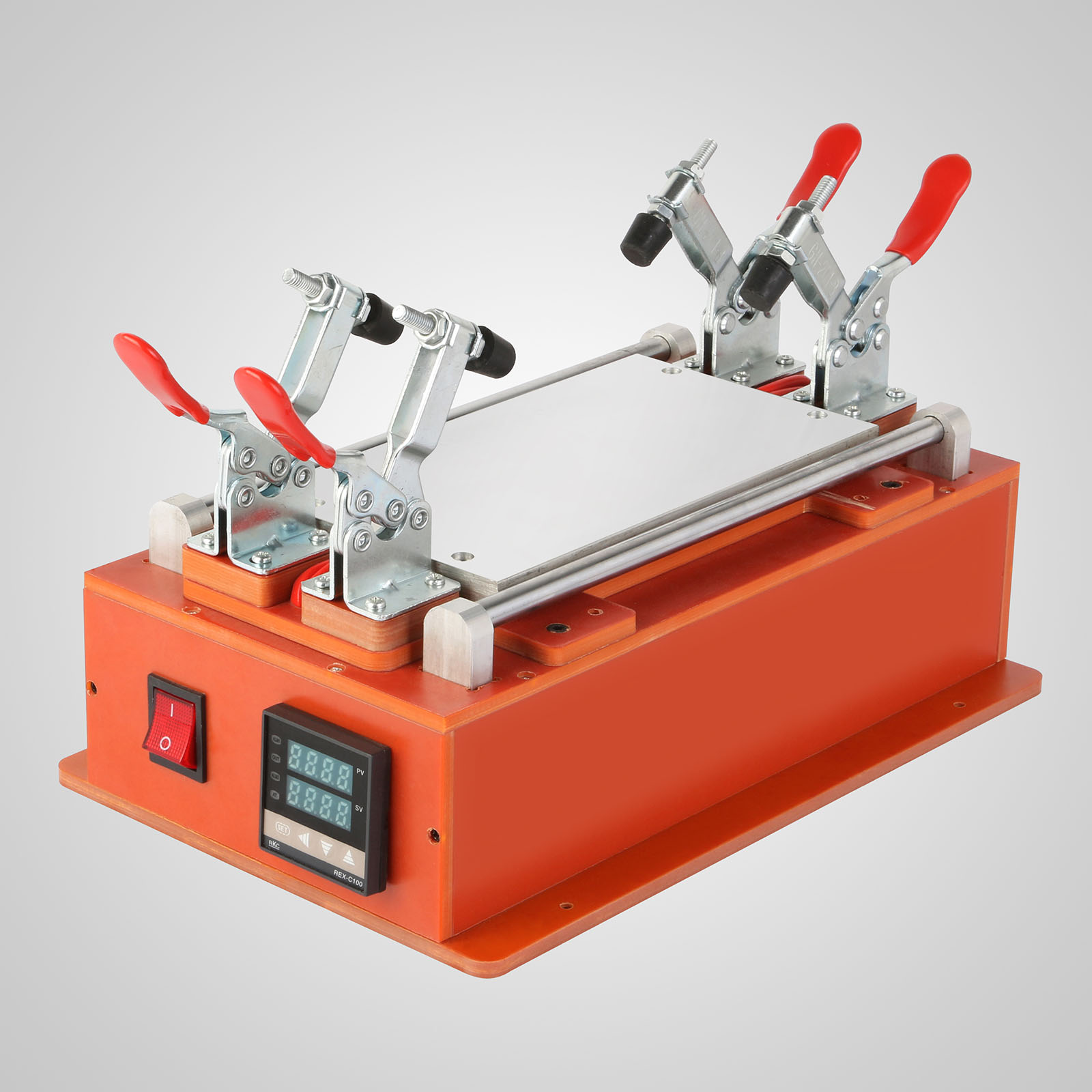 how to use lcd separator machine
