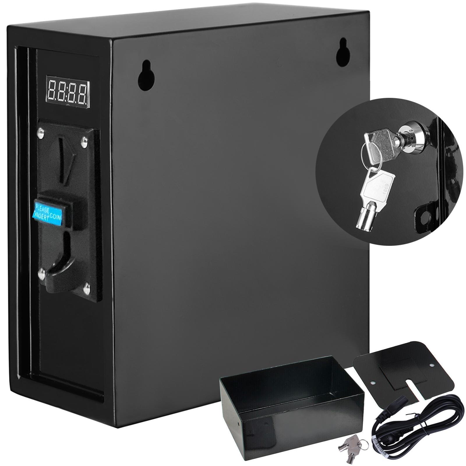 Monnaie-Distributeur-Munzkassierer-Zeiteinstellung-Munzprufer-Munzautomat
