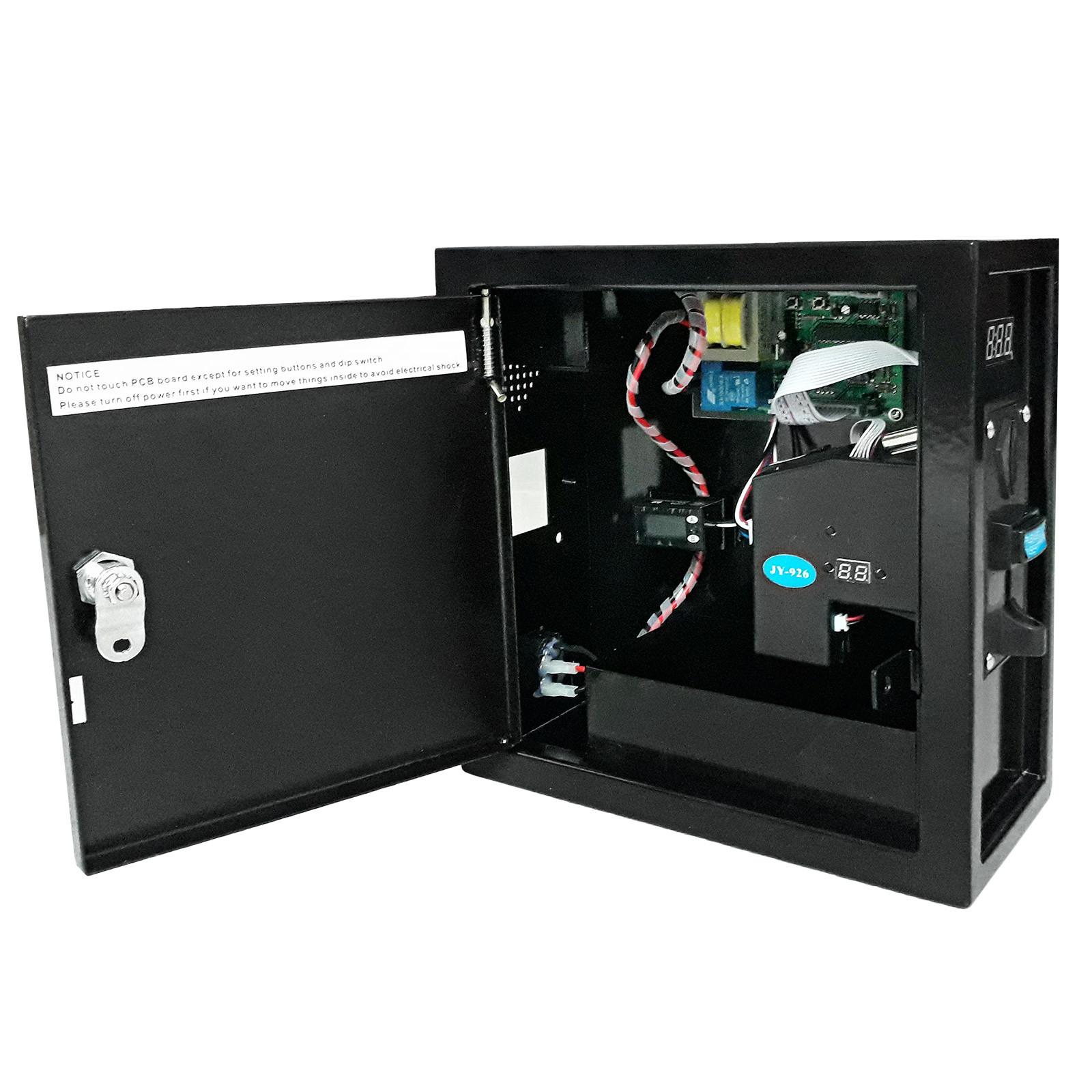 Monnaie-Distributeur-Munzkassierer-Zeiteinstellung-Munzprufer-Munzautomat miniature 6