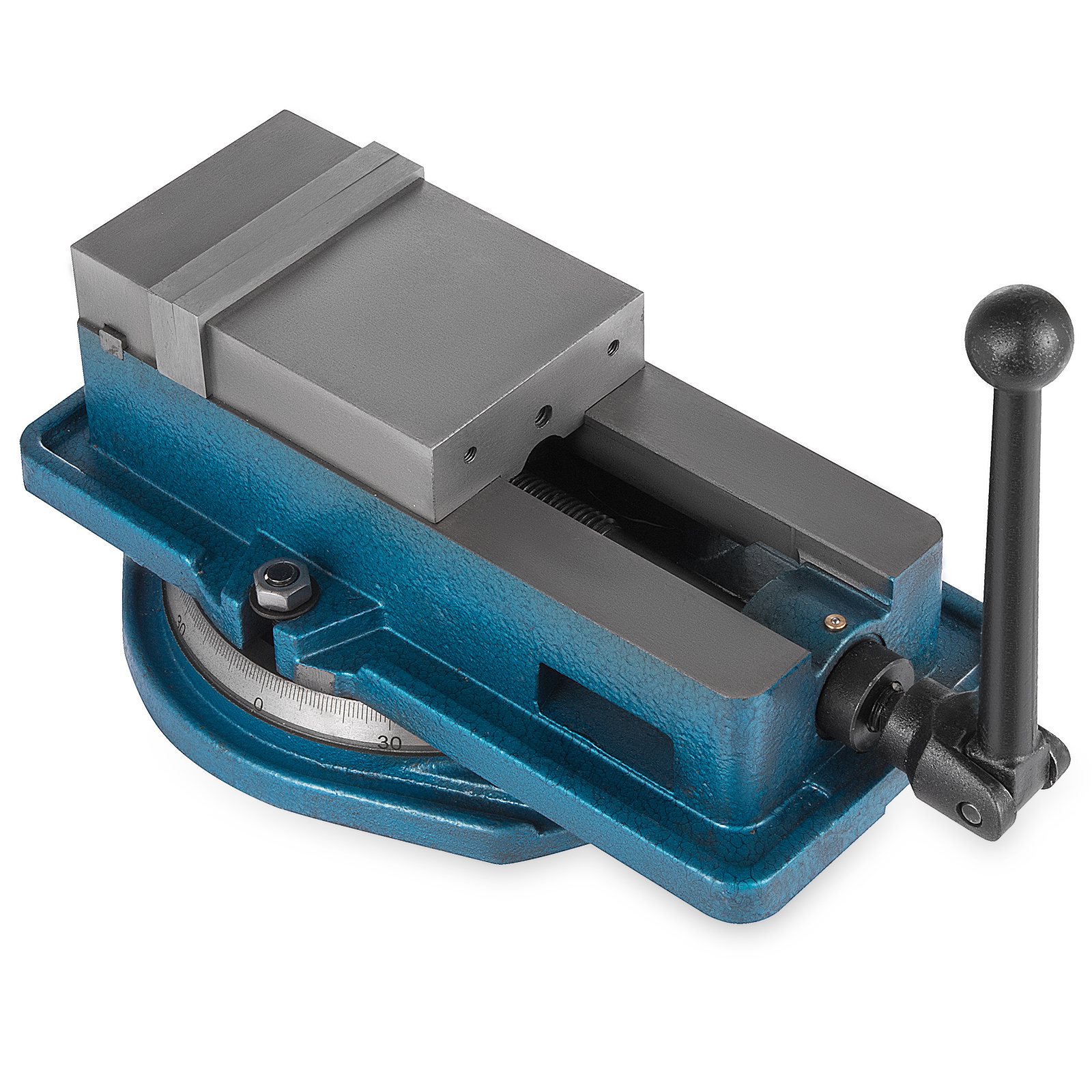 3-6/'/' Bench Clamp Lock Vise with//without 360℃ Swivel Base Milling Machine