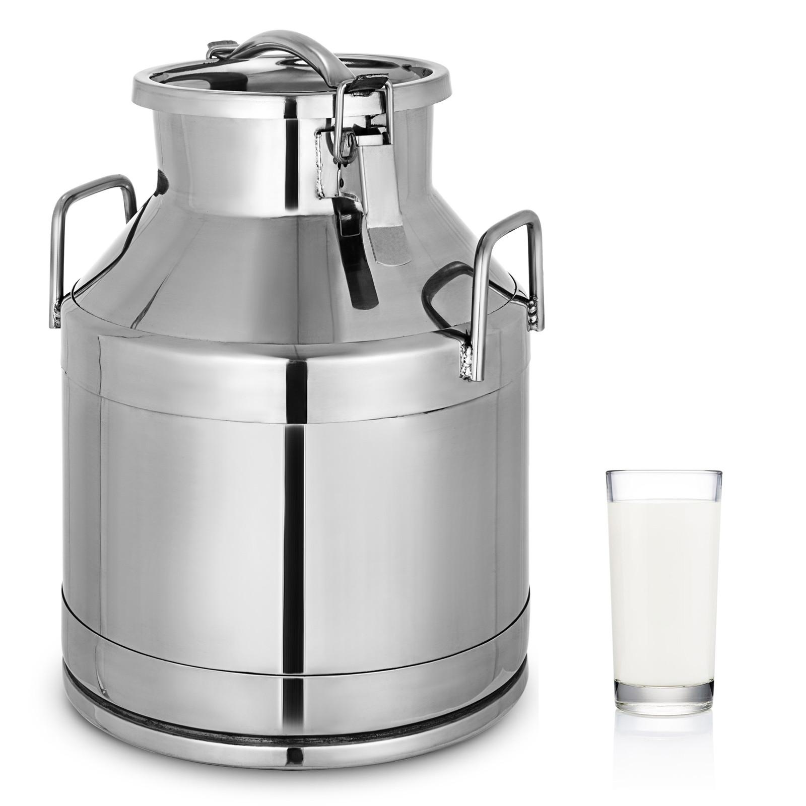 304 Edelstahl Milchkanne Milchkännchen Kanne Milchbehälter Milchschaumkännchen