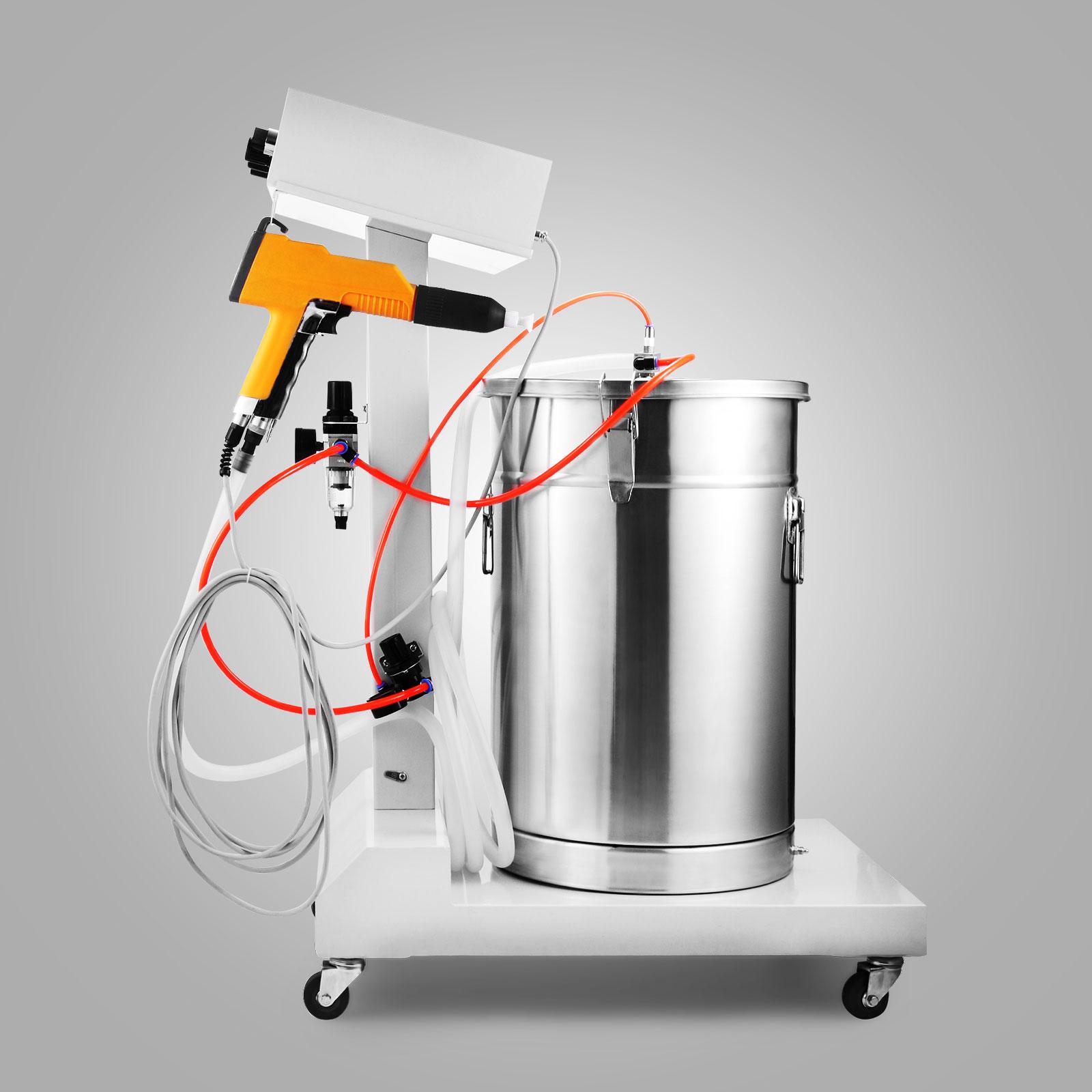 electrostatic powder coating machine wy 101 duster paint On electrostatic paint sprayer