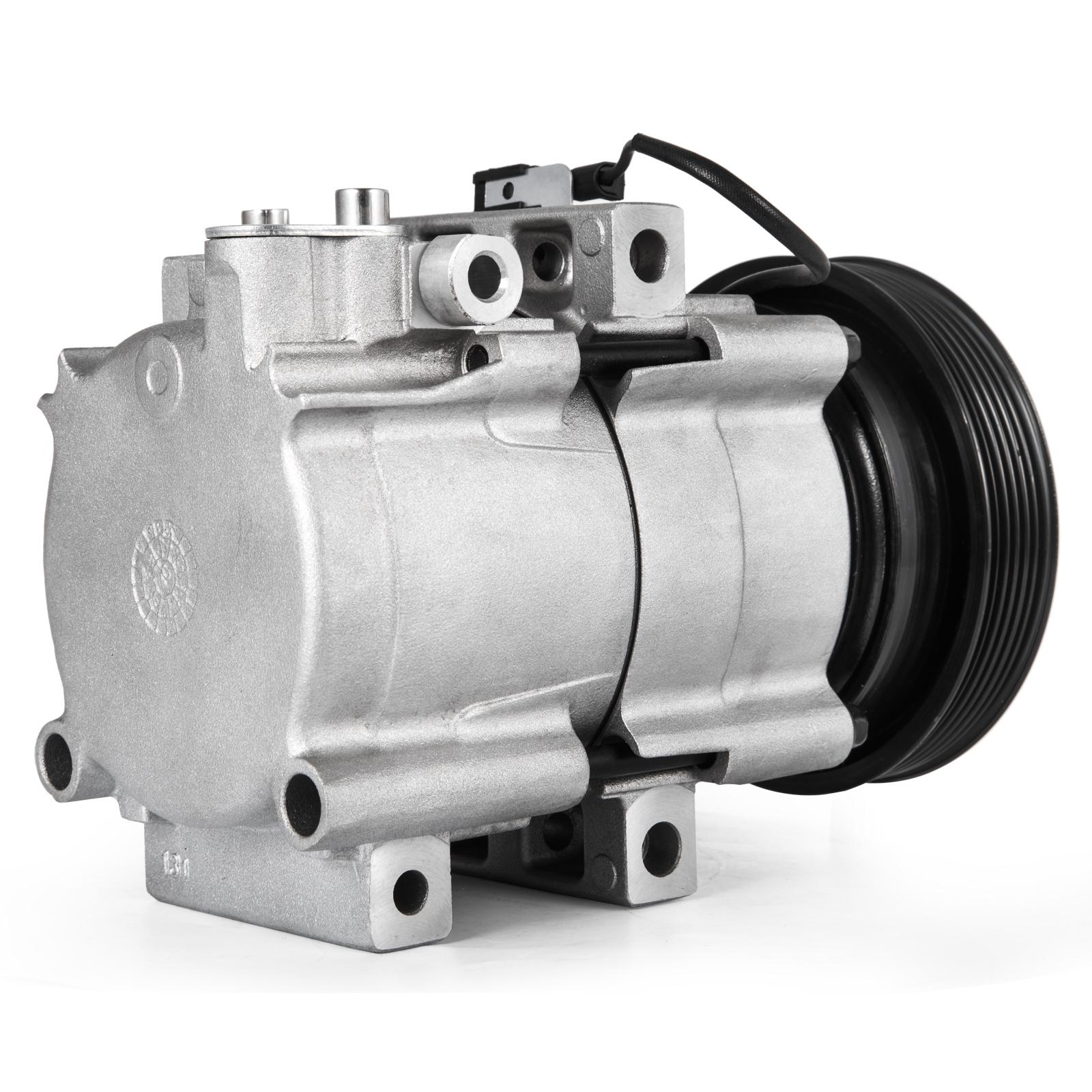 A//C Compressor Kit Fits Hyundai Santa Fe 2001-2006 2.7L OEM HS18 57183