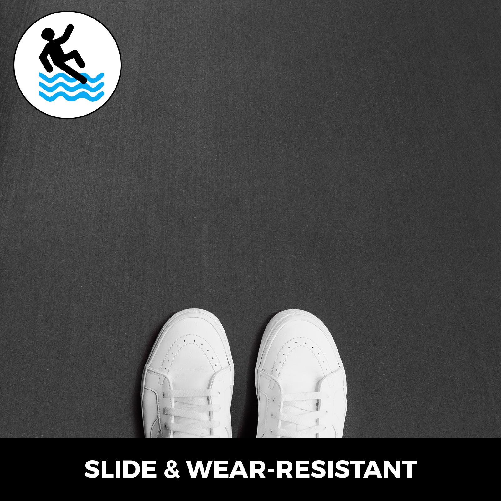 Rubber Floor Mats Flooring Rolls Exercise /& Gym Heavy Duty Fitness Equipment Mat