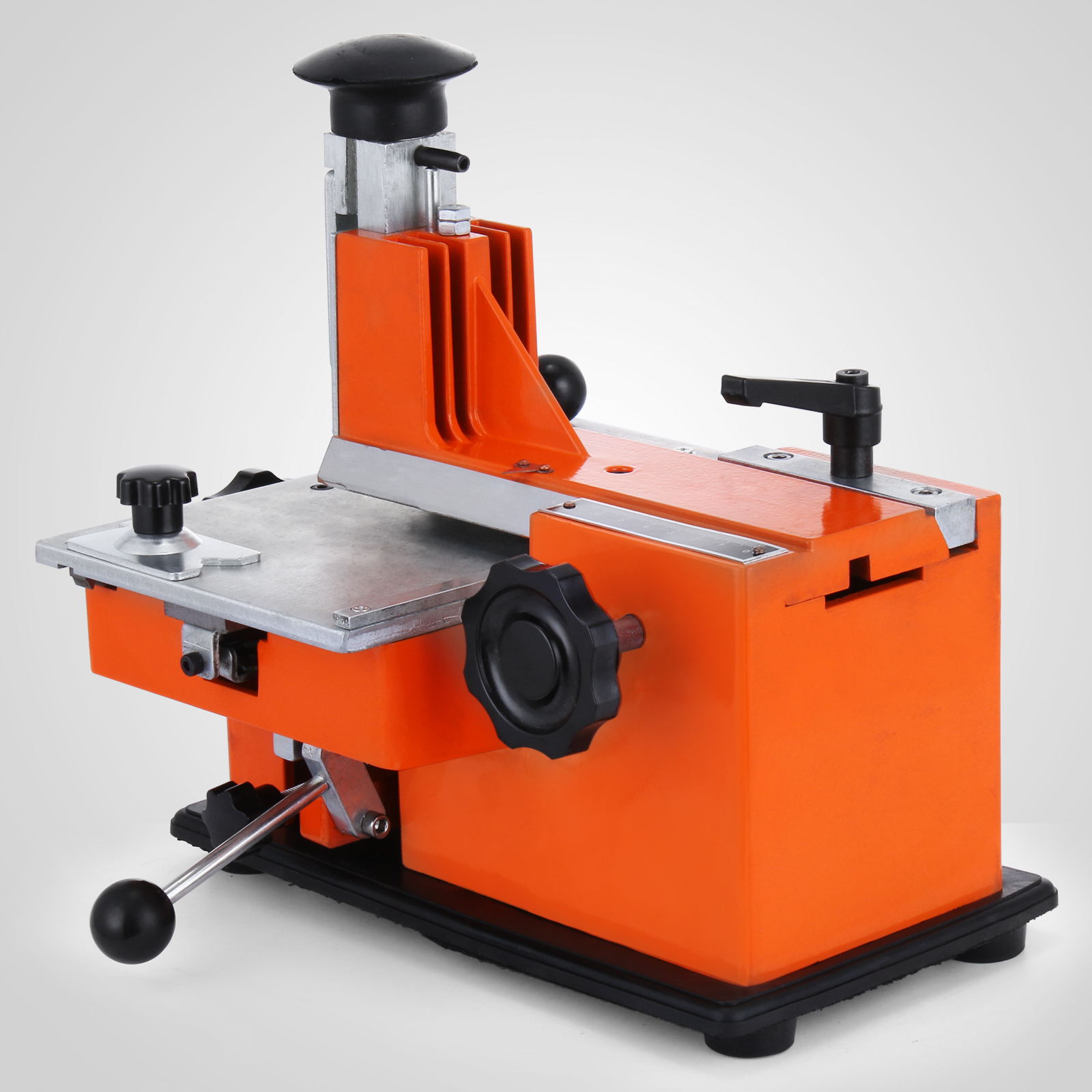 Free Shipping Semi Automatic Sheet Embosser Metal Stamping