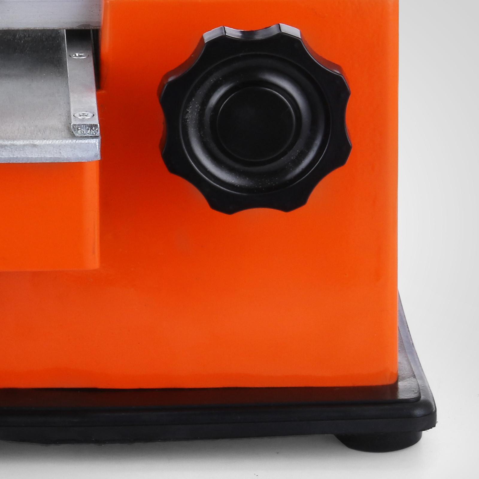 embossed printer machine