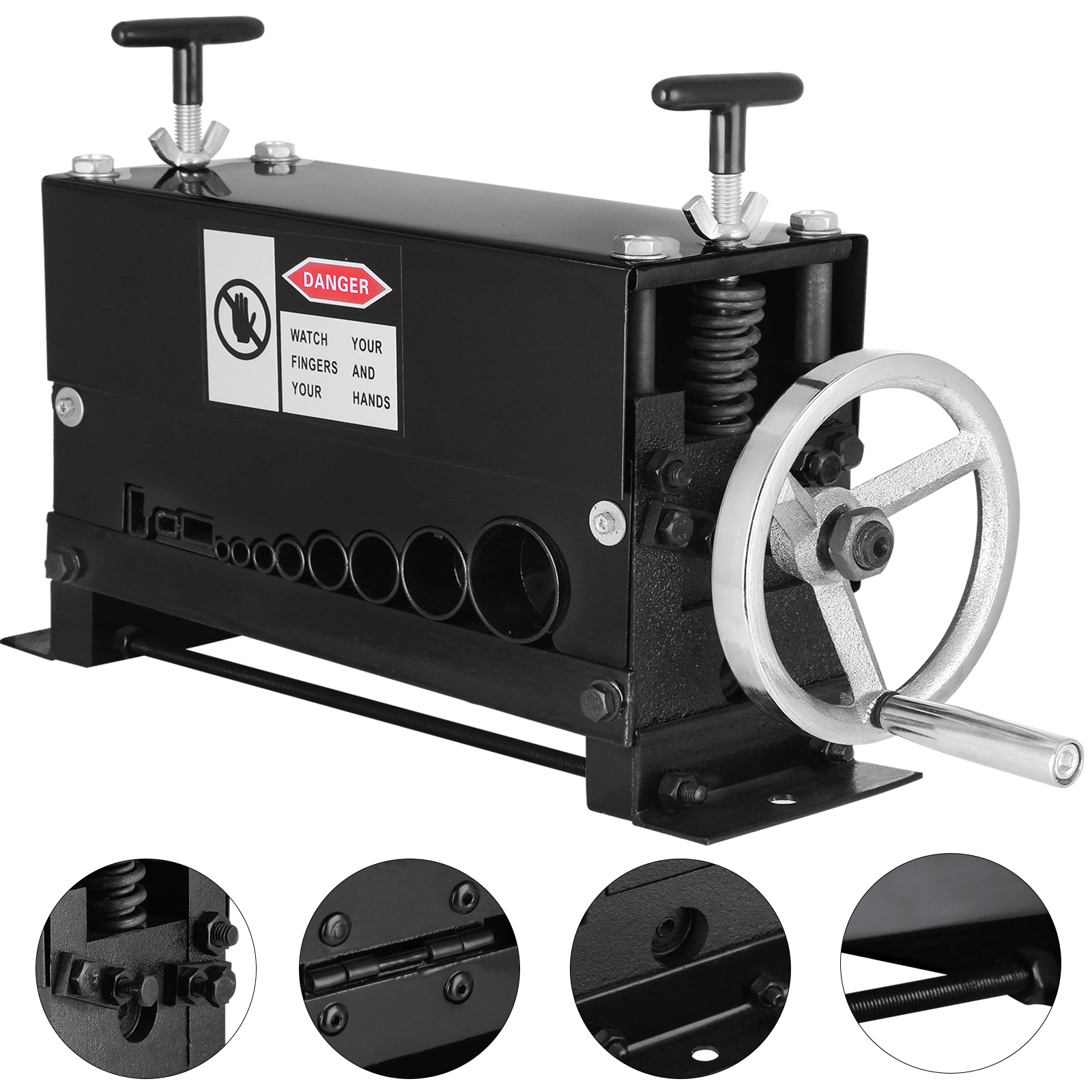 MANUAL COPPER WIRE STRIPPING MACHINE HEAVY DUTY CE APPROVED 1.5MM ...