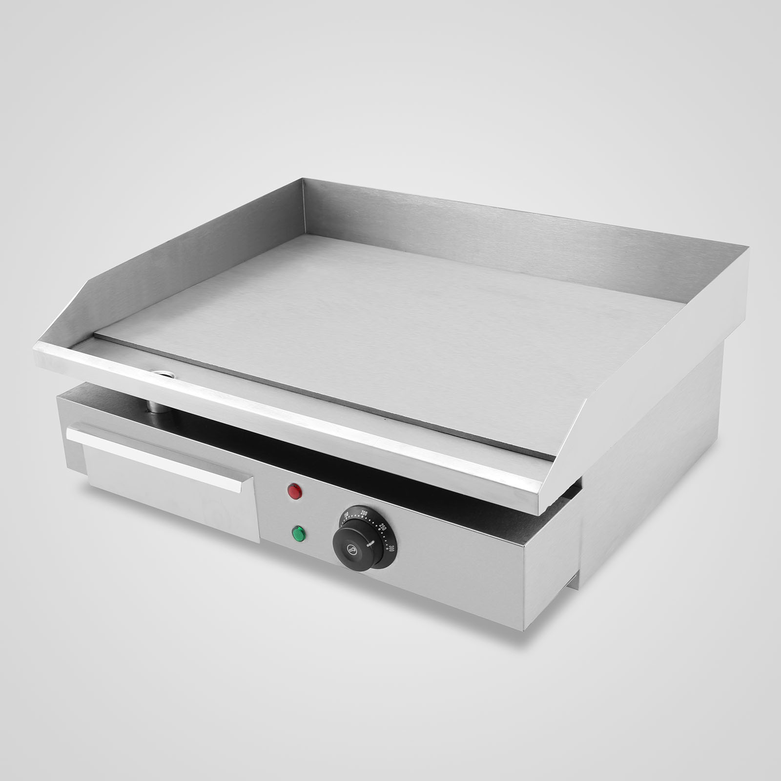 "22"" Commercial Electric Countertop Griddle Large Surface ..."