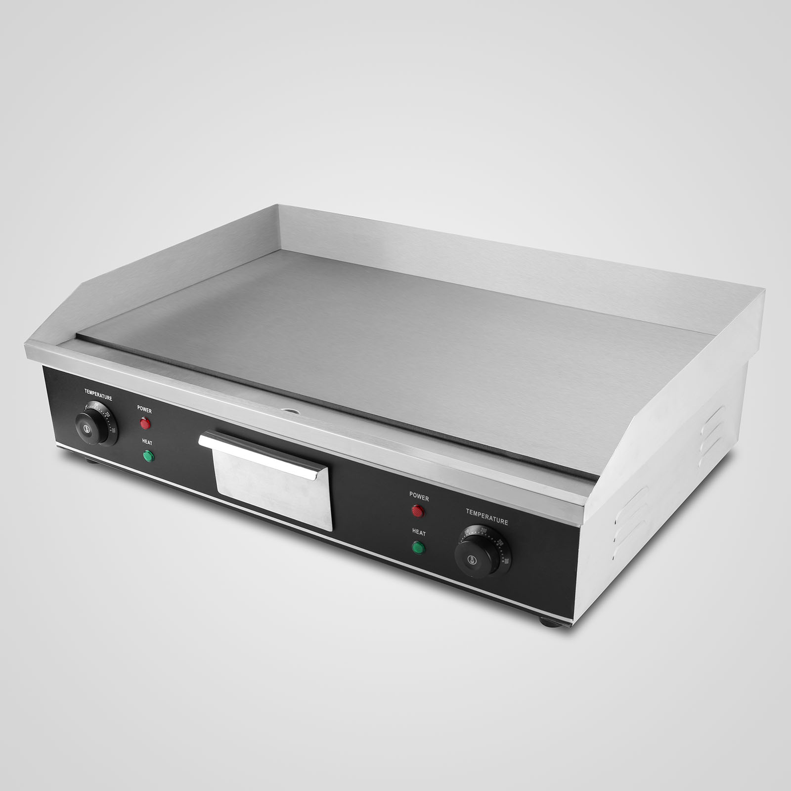 Countertop Electric Grill : ... ELECTRIC COUNTERTOP GRIDDLE GRILL COOKING BARBECUE BREAKFAST