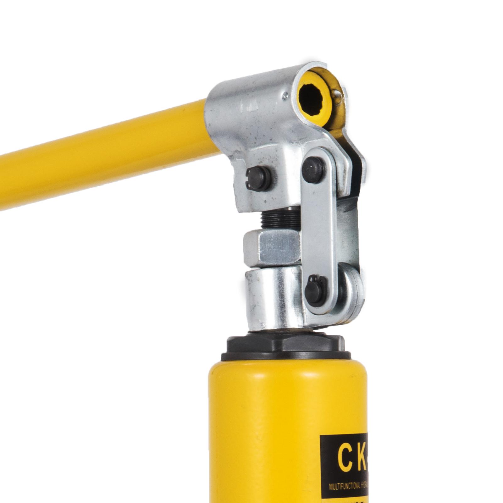 5//15 Ton Hydraulic Gear//Bearing//Wheel Bearing Puller Separator 3 Jaws USA