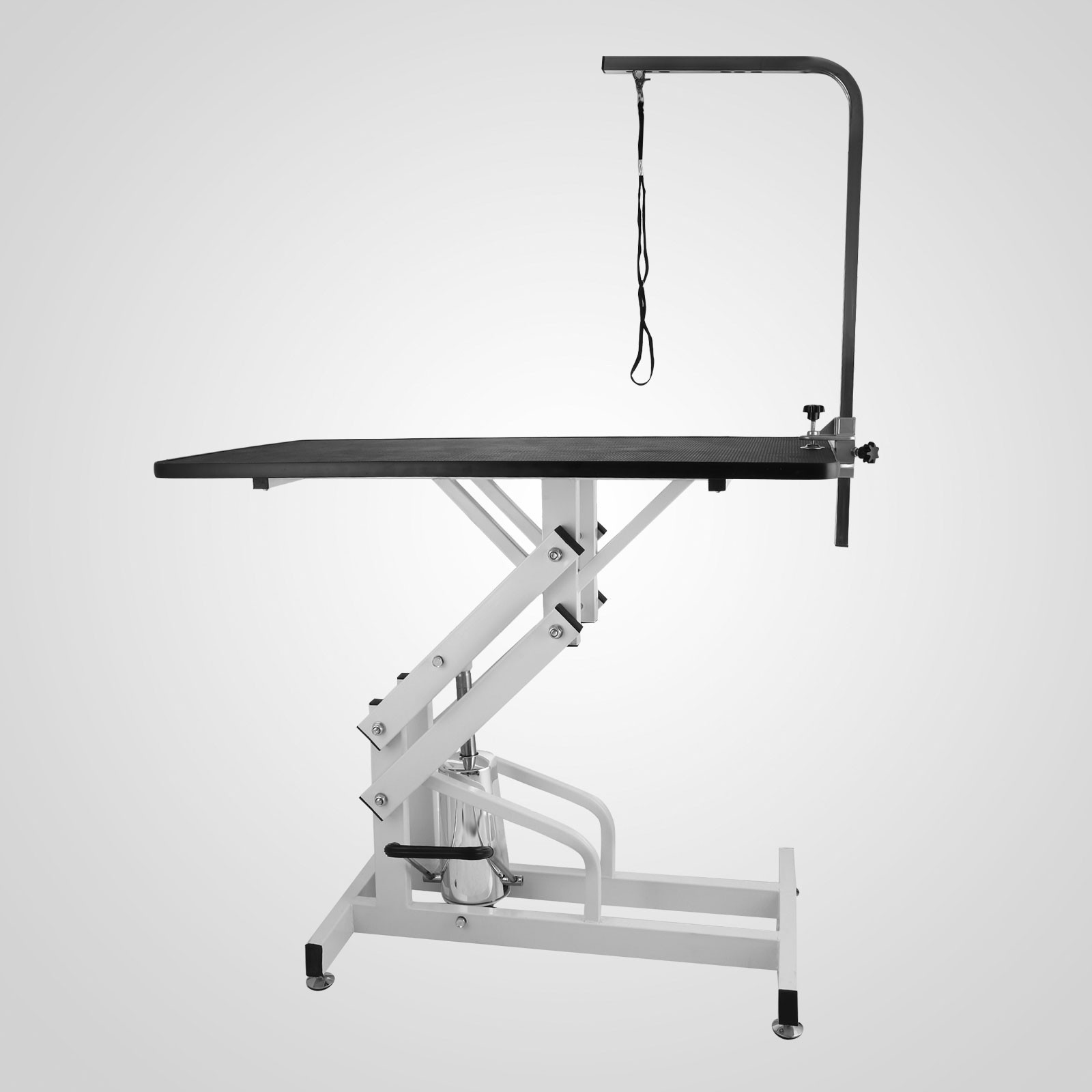 Pneumatic Lifting Arms : Z lift hydraulic dog cat pet grooming table detachable