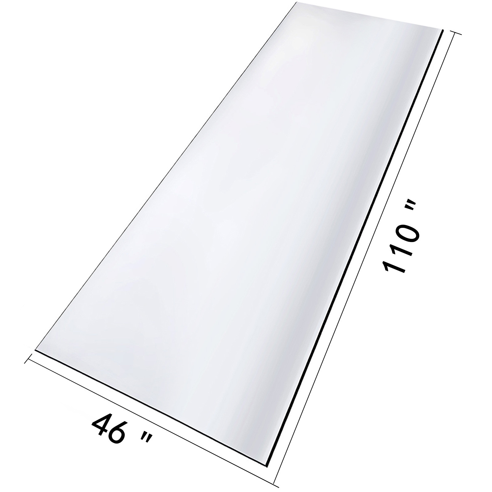 PVC Tablecloth Protector Table Cover 1.5//2mm Rectangle Transparent  Cleanable
