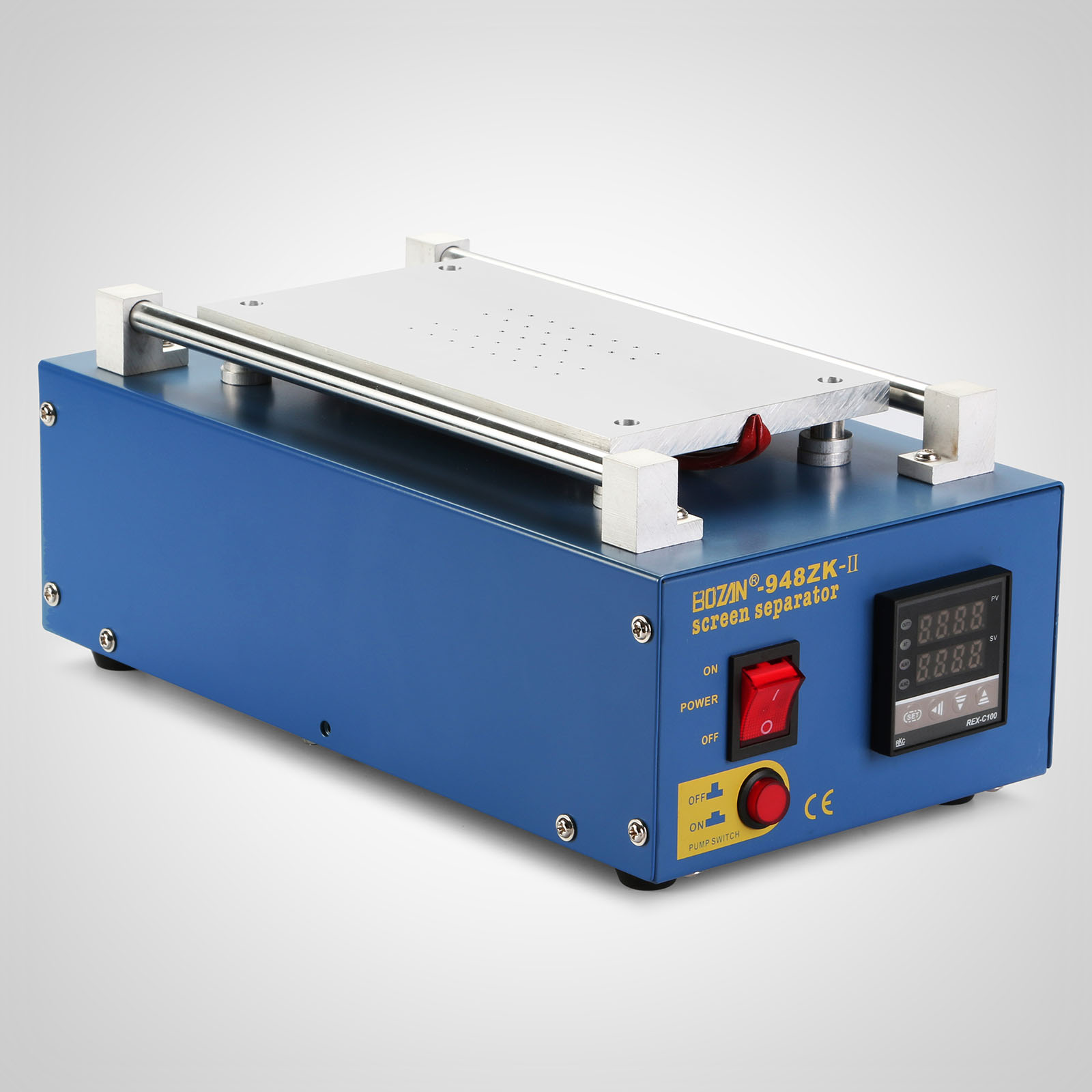 screen separator machine