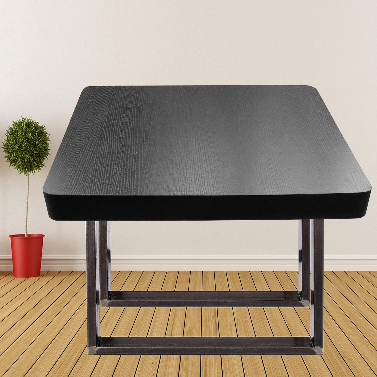 2x-Gambe-per-tavolo-piedi-tavolo-72X-100-CM-Salotto-Cucina-stile-industriale miniatura 10