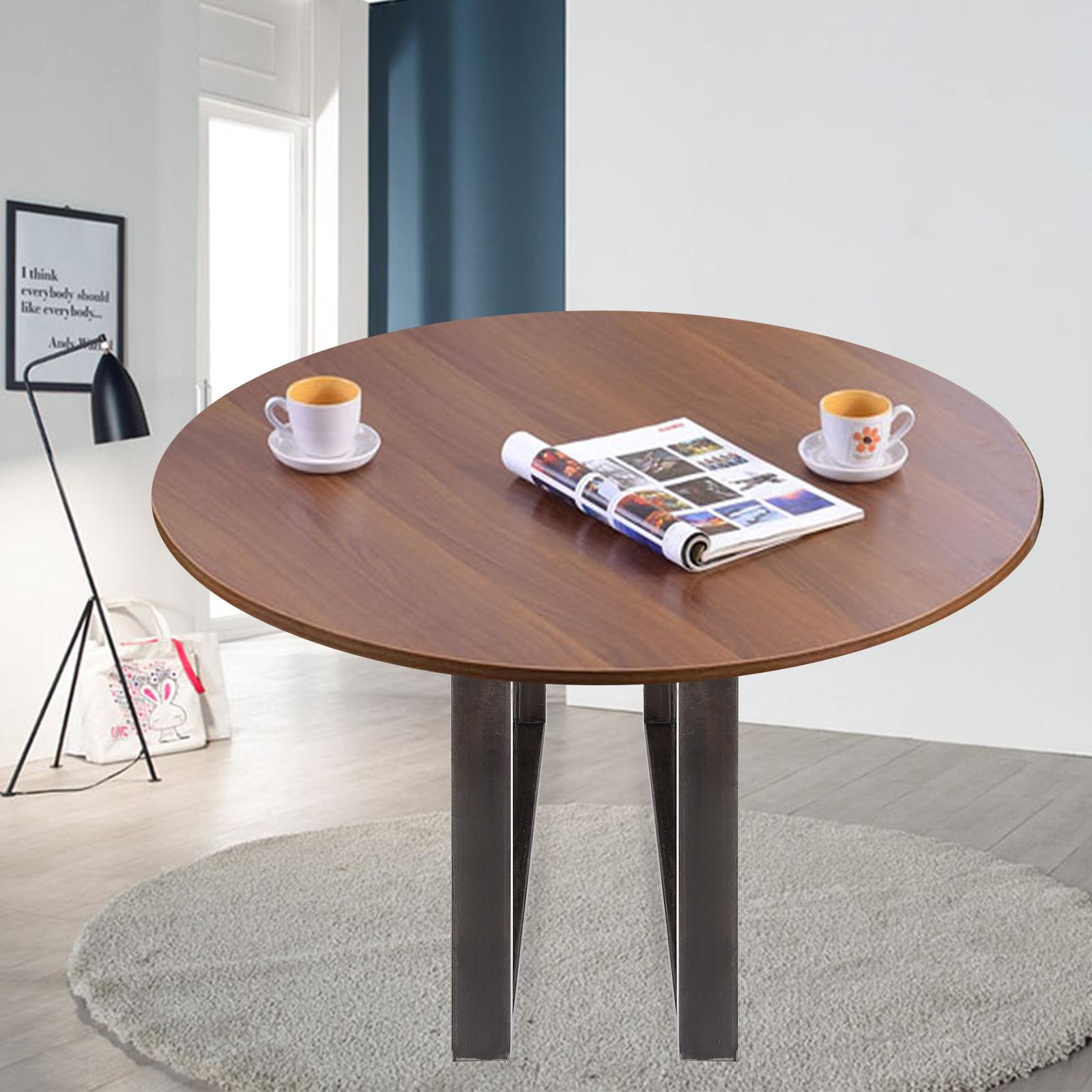 2x-Gambe-per-tavolo-piedi-tavolo-72X-100-CM-Salotto-Cucina-stile-industriale miniatura 11