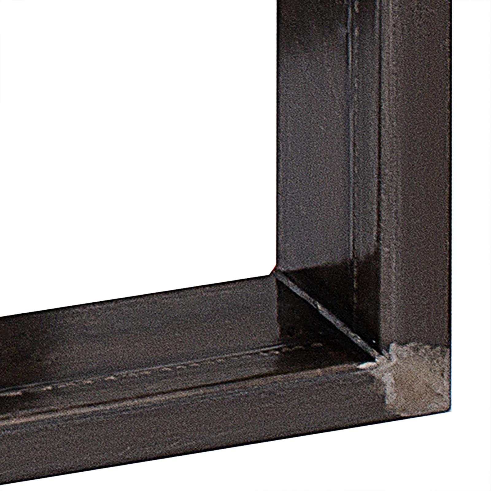 2x-Gambe-per-tavolo-piedi-tavolo-72X-100-CM-Salotto-Cucina-stile-industriale miniatura 8