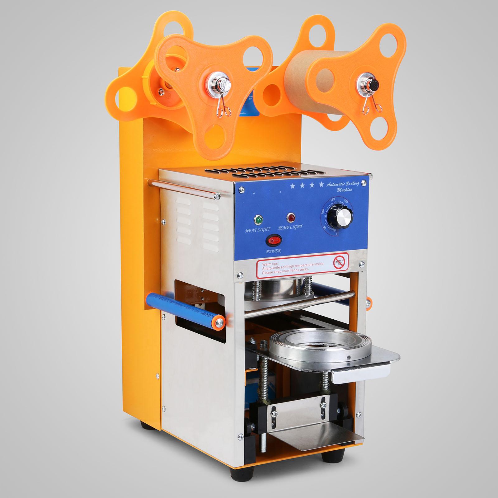 boba tea sealer machine