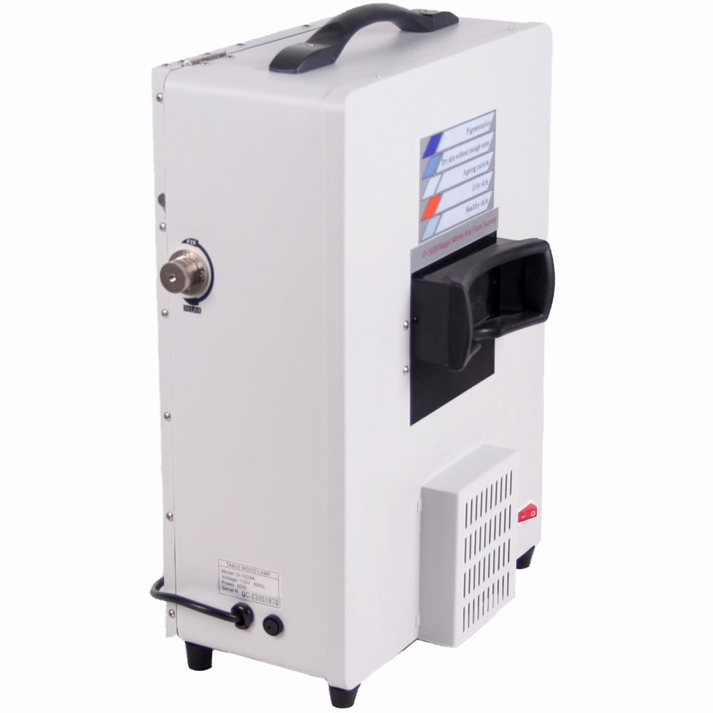 skin scanner machine
