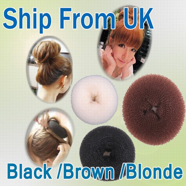 3-COLOR-4-SIZE-HAIR-BUN-FORMER-RING-DONUT-SHAPER-HAIR-STYLER-c3
