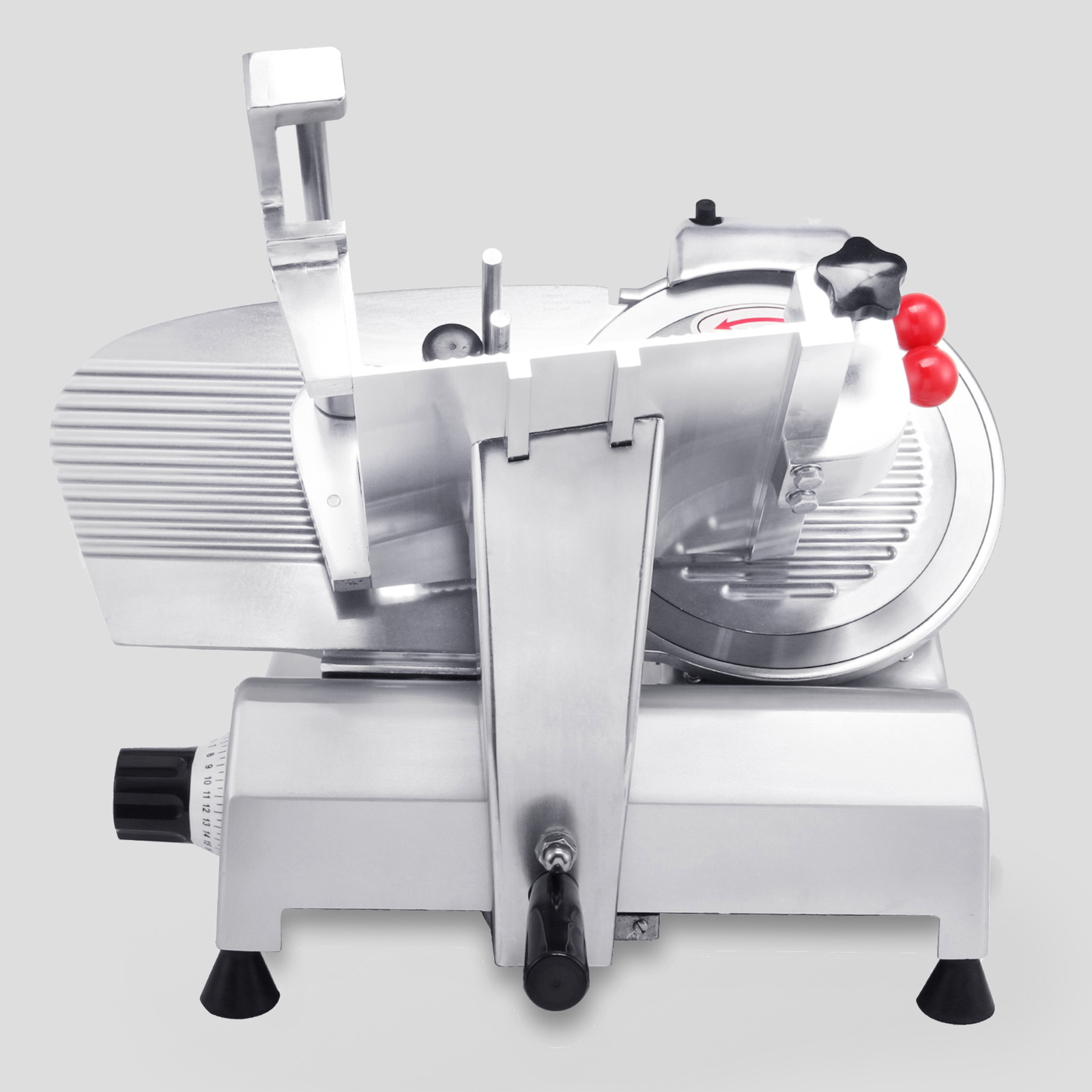 "12"" 270W Meat Slicer Electric Machine Kitchen Cutter Food"