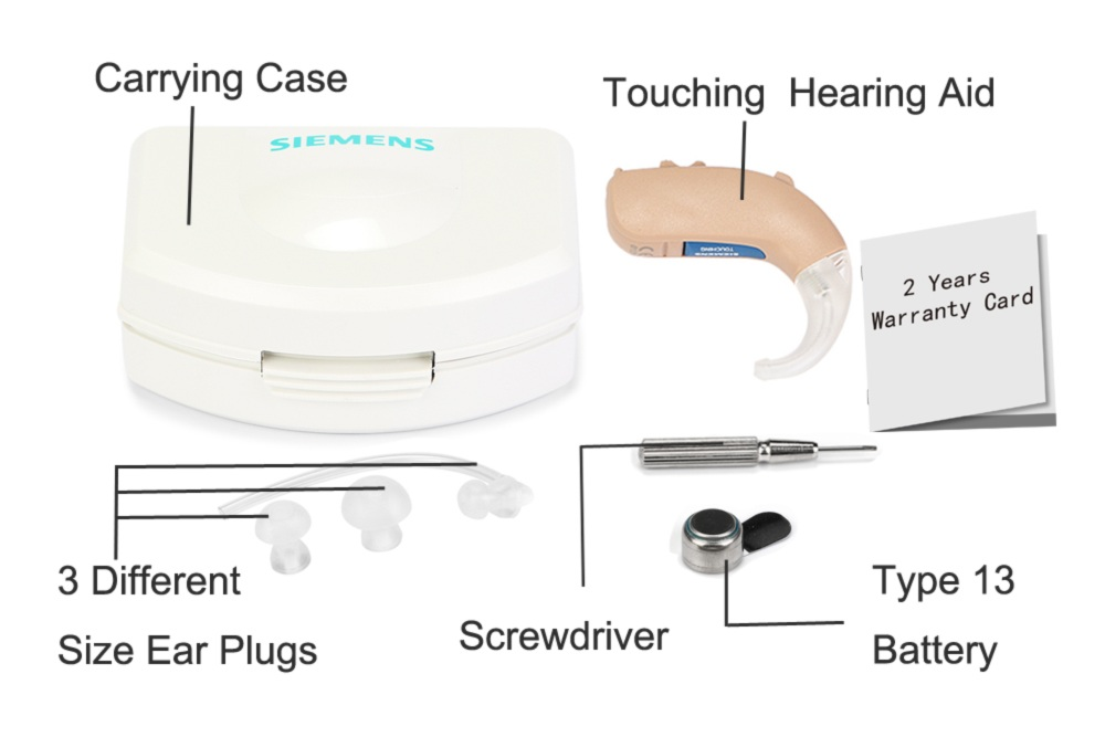 siemens hearing aid user manual
