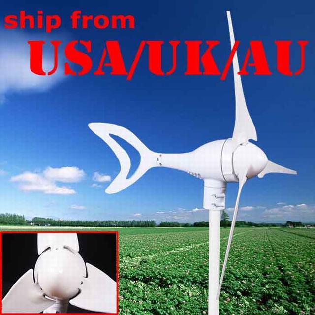 Windkraftanlage 12v