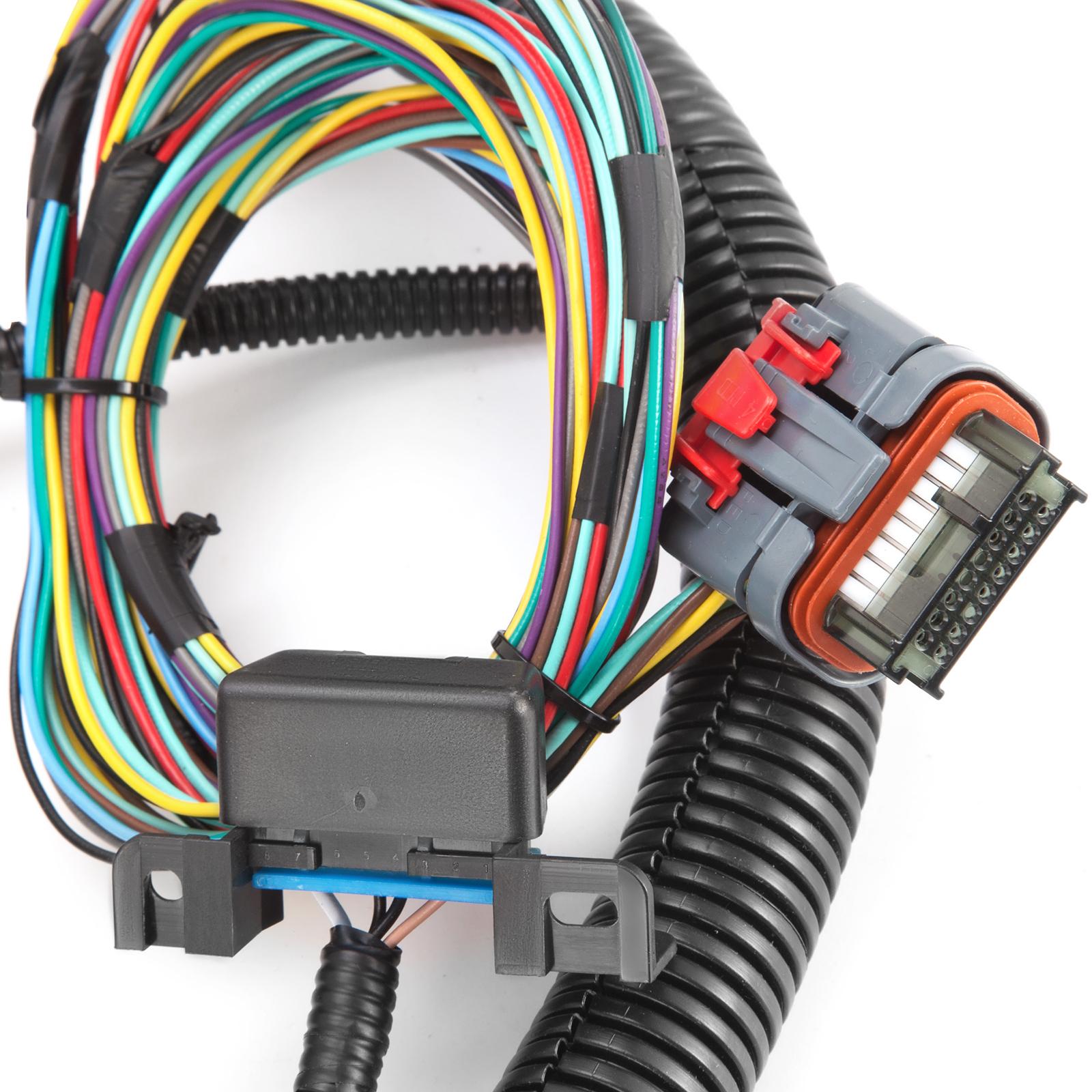 4l60e Wiring Color