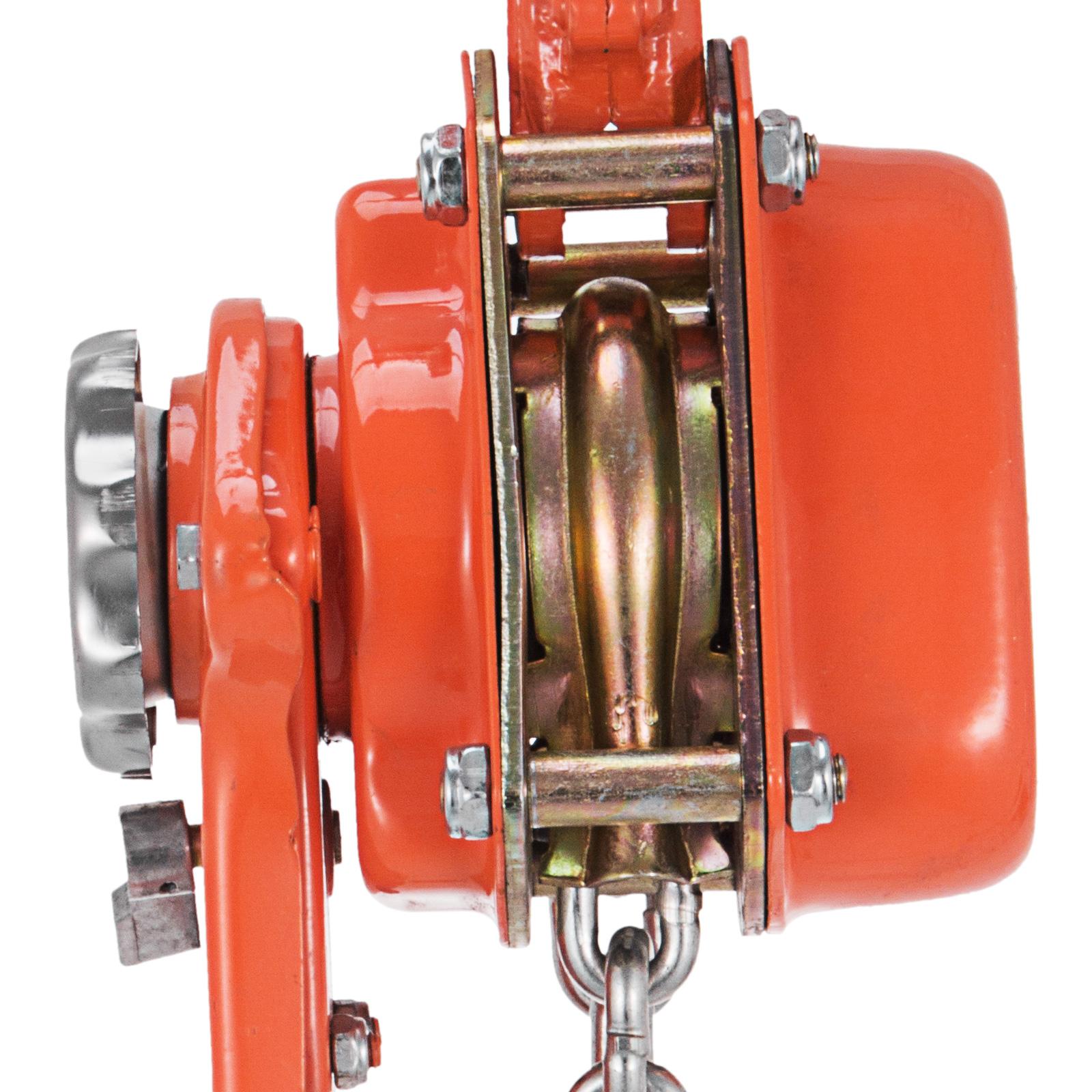 1-5T-Lever-Block-Chain-Hoist-1-5M-6M-Lift-Pull-Machinery-Gear-FACTORY-DISCOUNT thumbnail 20