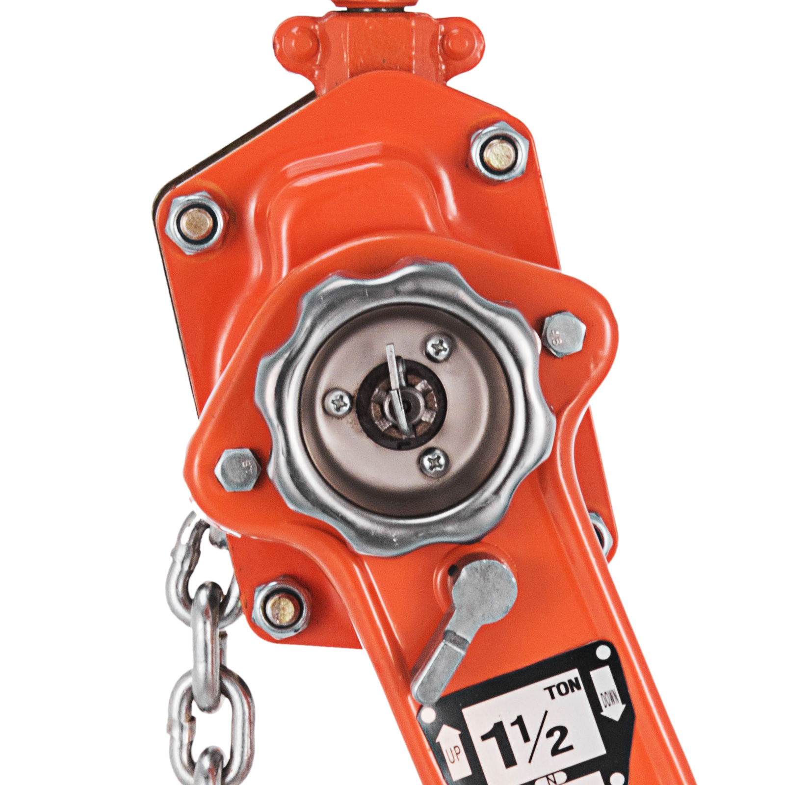 1-5T-Lever-Block-Chain-Hoist-1-5M-6M-Lift-Pull-Machinery-Gear-FACTORY-DISCOUNT thumbnail 42