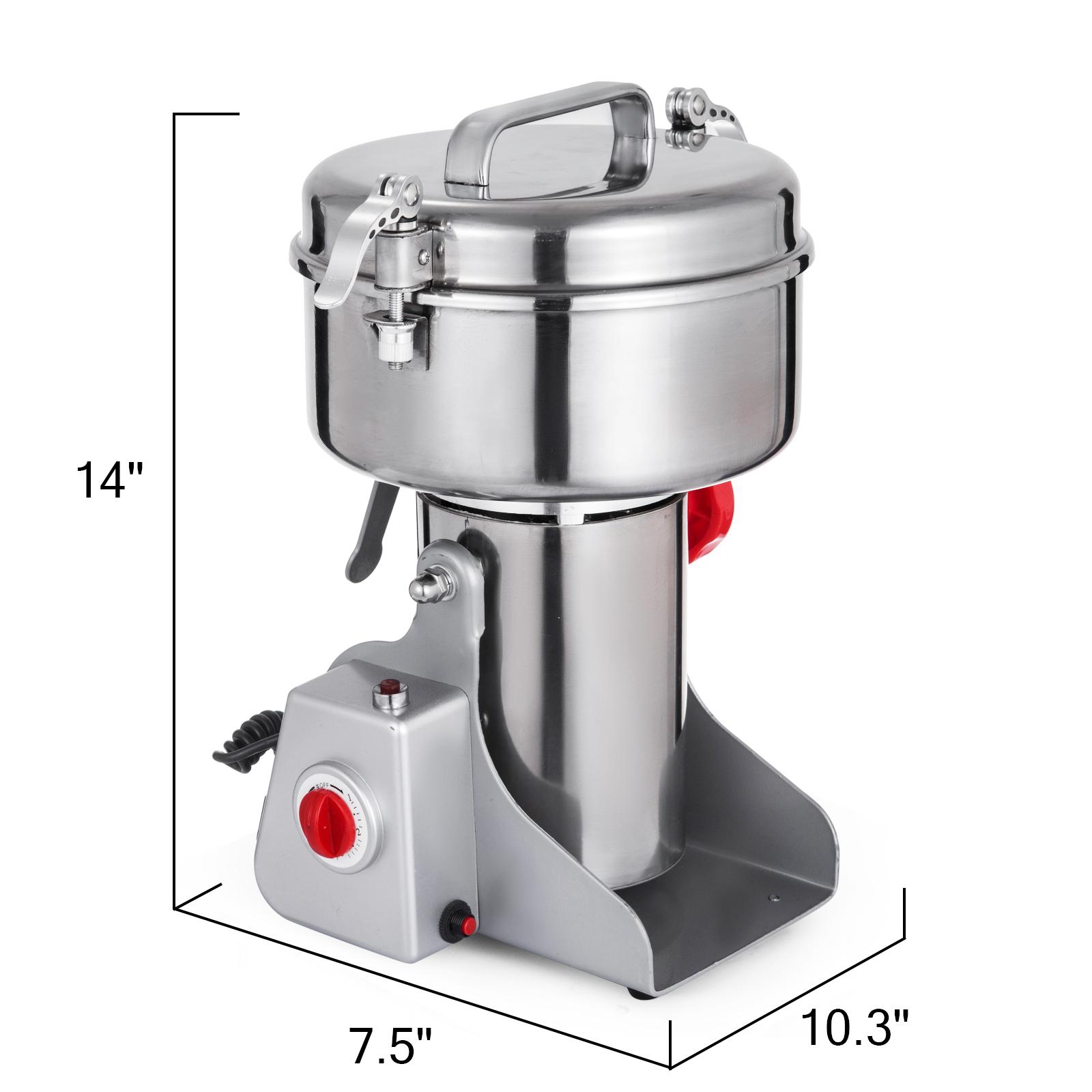 1000G kräutermühle elektrisch Mühle Maschine,Kräuter Herbst Grinder