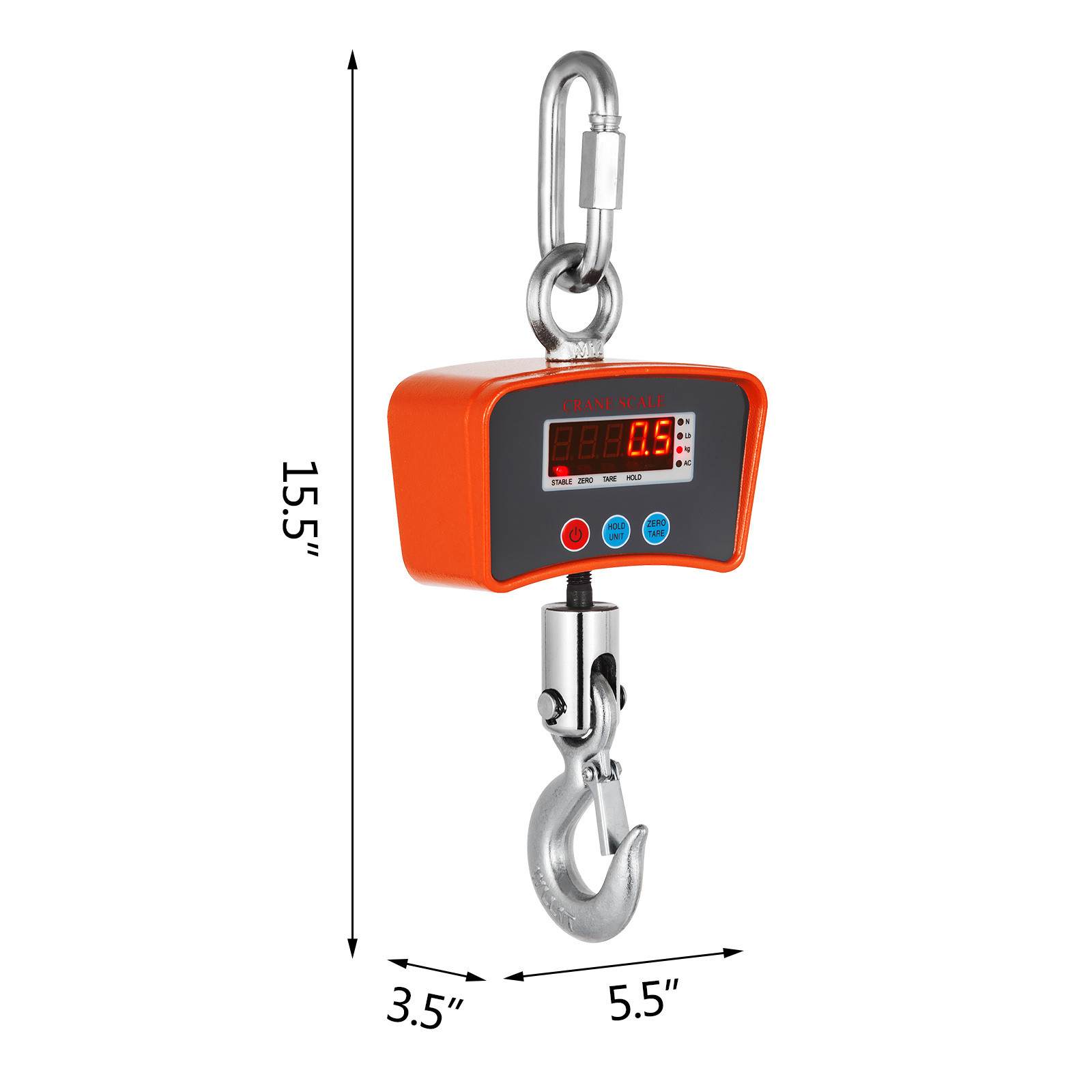 thumbnail 62 - 1T/3T/5T Digital Crane Scales Hanging Scale Electronic Scales Accurate Sensitive