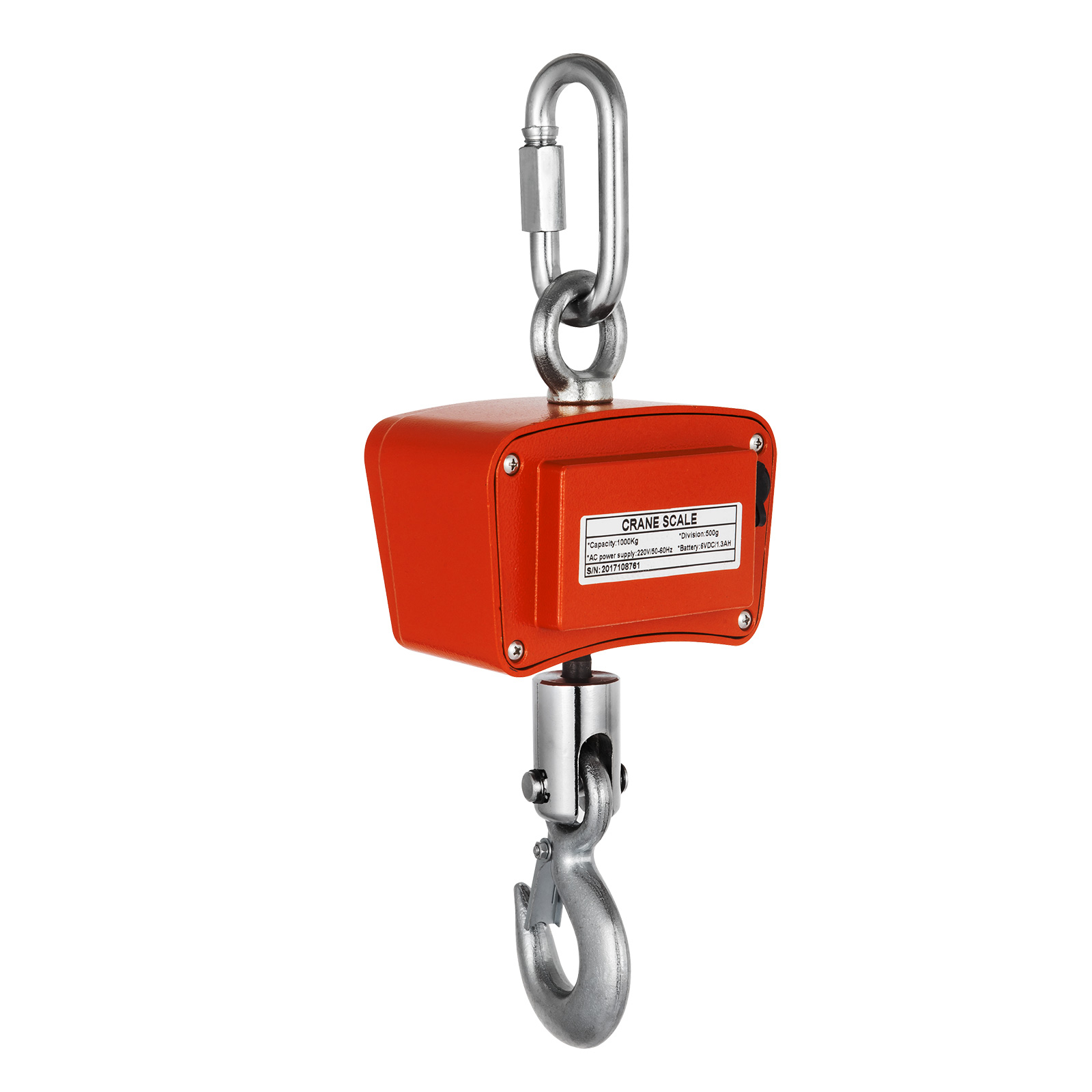 thumbnail 65 - 1T/3T/5T Digital Crane Scales Hanging Scale Electronic Scales Accurate Sensitive
