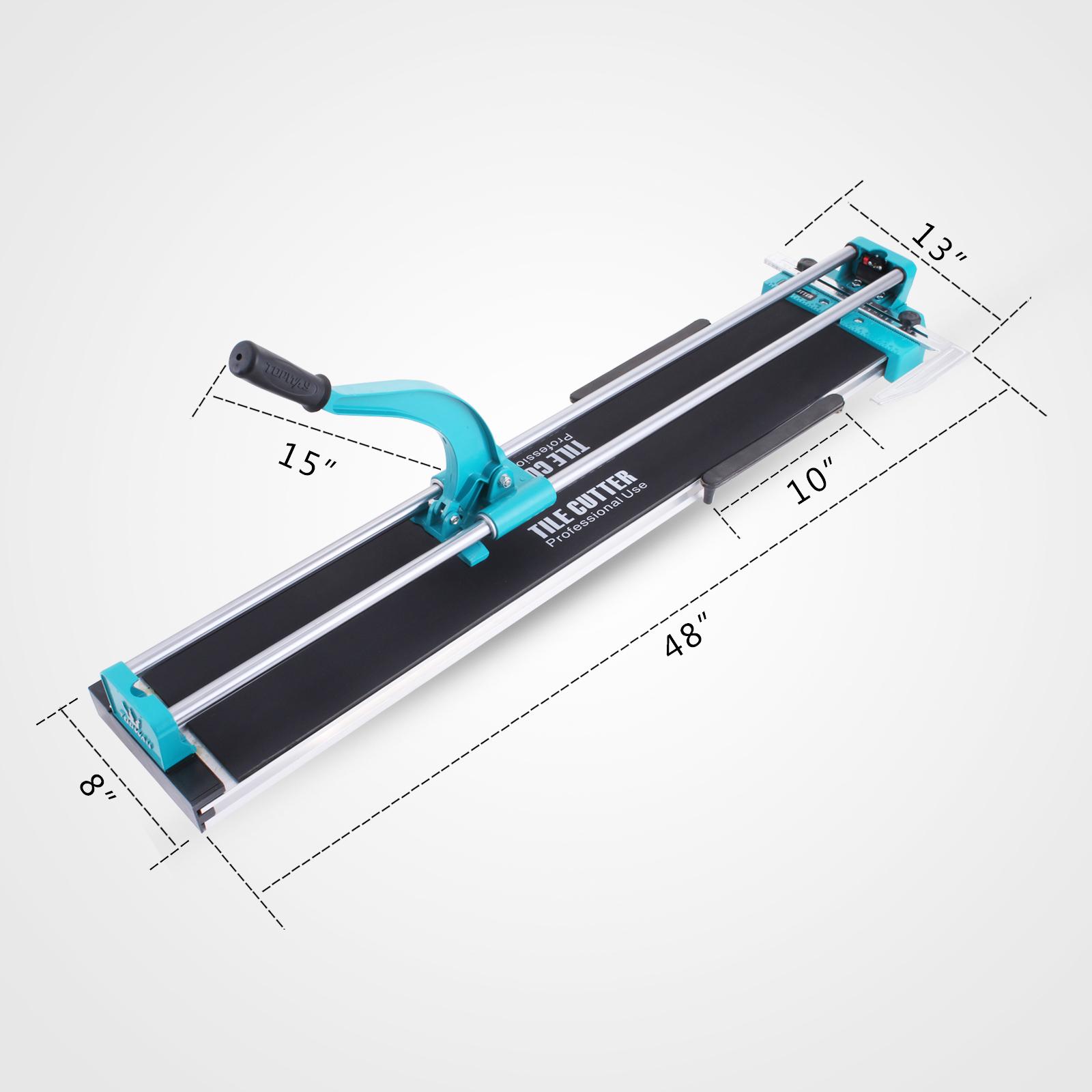 1000-1200-mm-40-48-inch-Coupe-carreaux-Manuel-0-45-Degres-Angle-de-Coupe miniature 14